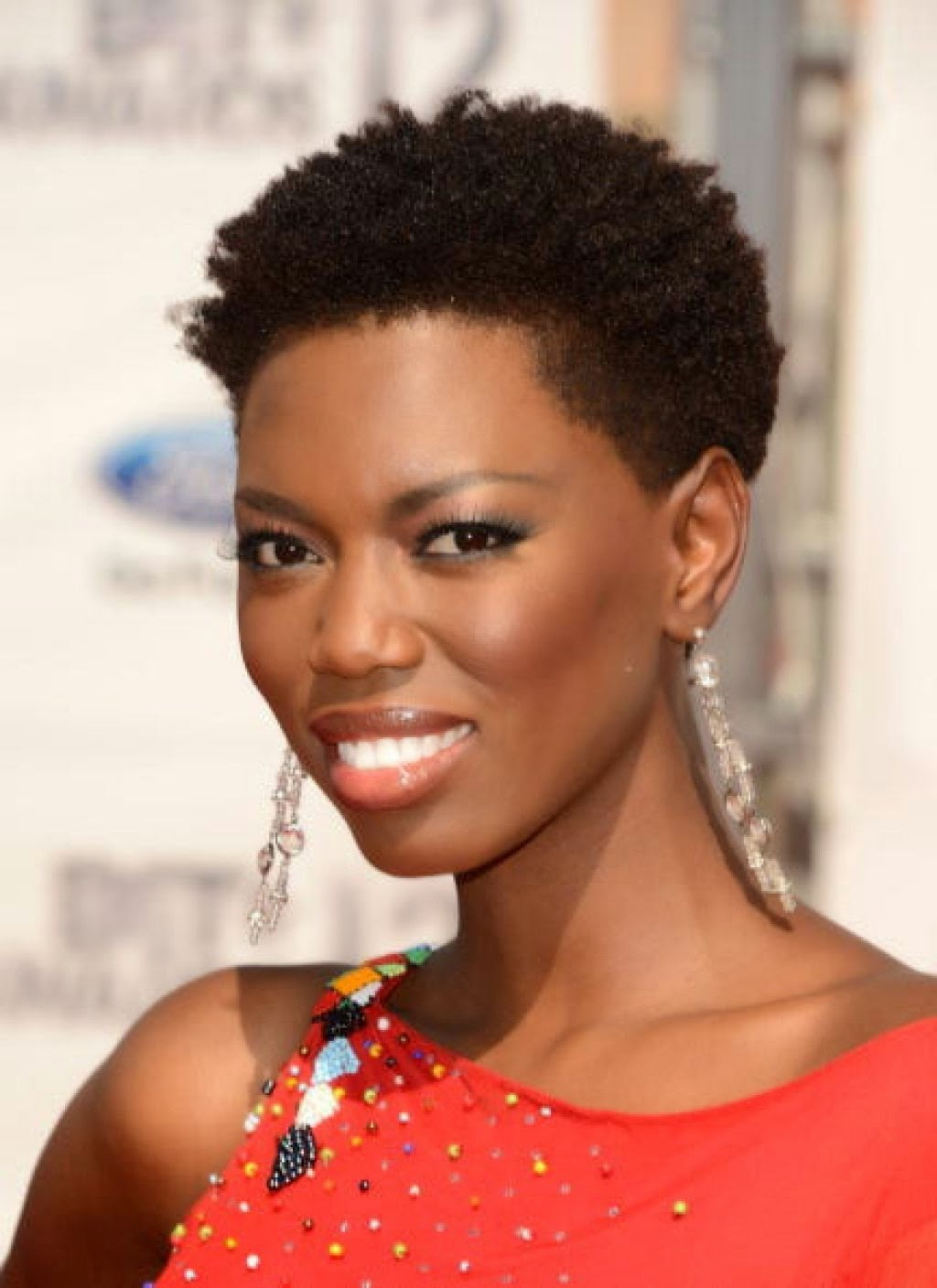 Afro Short Hairstyles – Hairstyle For Women & Man Inside Afro Short Hairstyles (Gallery 4 of 25)