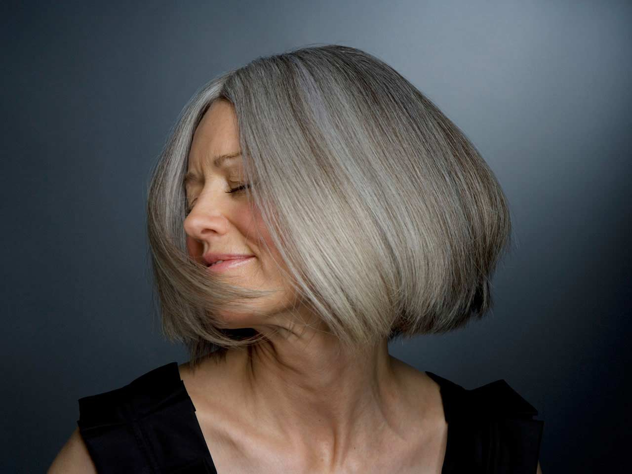 Ageing Hair: Care Tips For Older & Greying Hair – Saga Regarding Short Bob Hairstyles For Over 50S (Gallery 25 of 25)