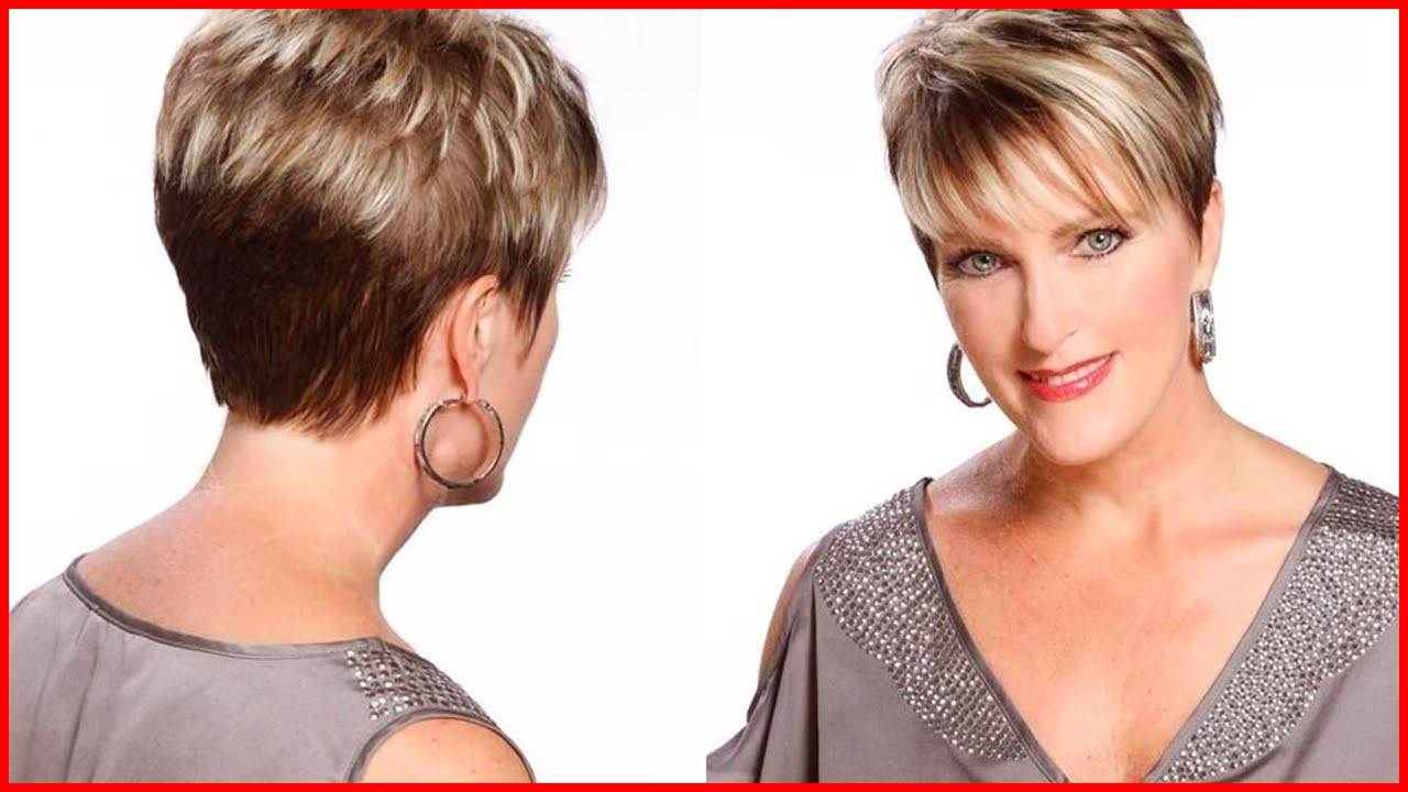 Amazing Hairstyles For Over 50 Round Face Photos Of Hairstyle Ideas In Short Hairstyles For Chubby Face (Gallery 17 of 25)