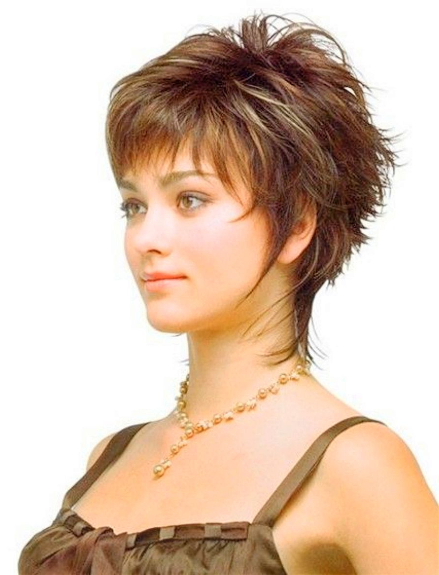 Amazing Hairstyles Women Over 50 | Curly Short Hairstyles With Short Feminine Hairstyles For Fine Hair (Gallery 17 of 25)