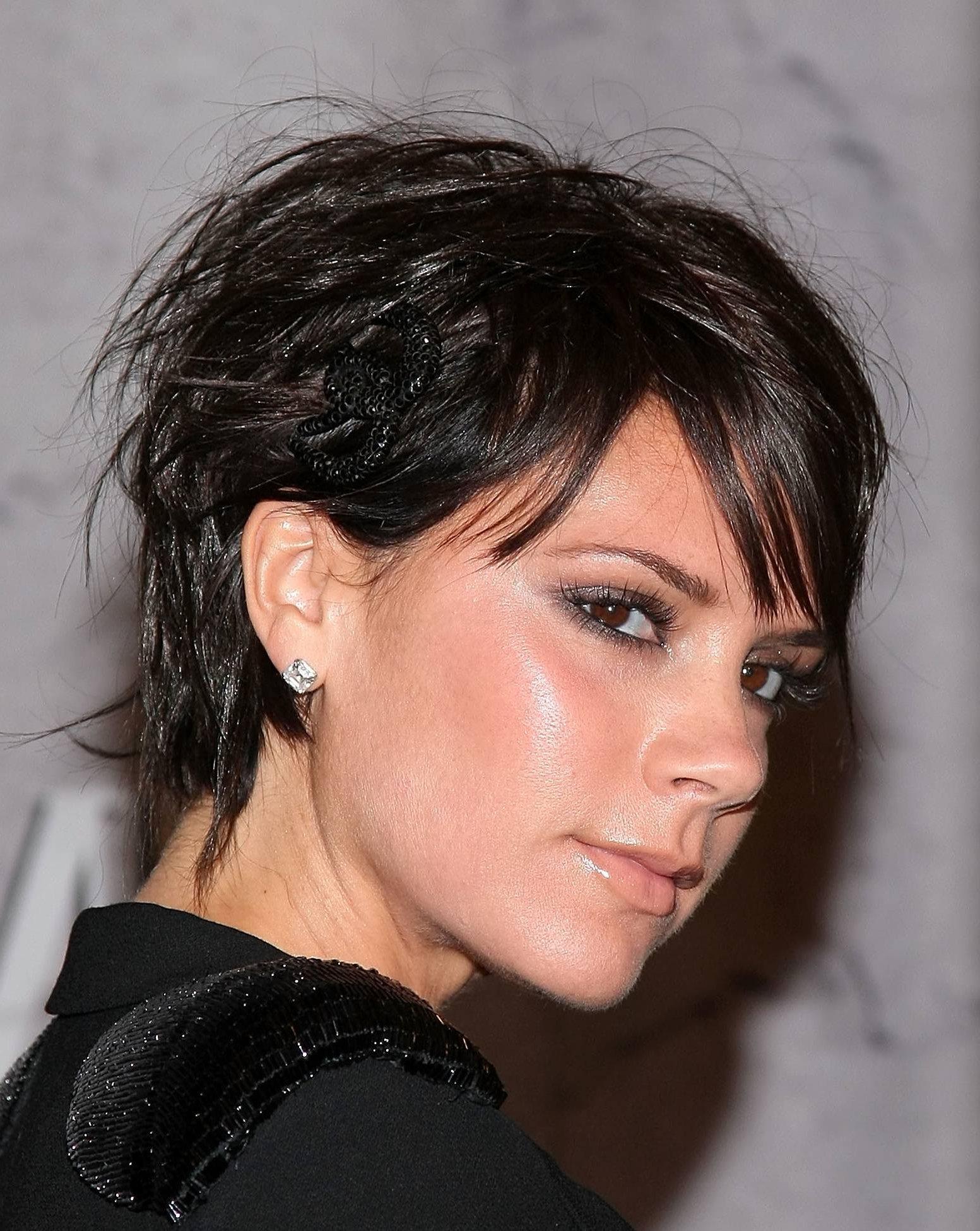 Amazing Victoria Beckham Hairstyles With Victoria Beckham Short Hairstyles (Gallery 18 of 25)