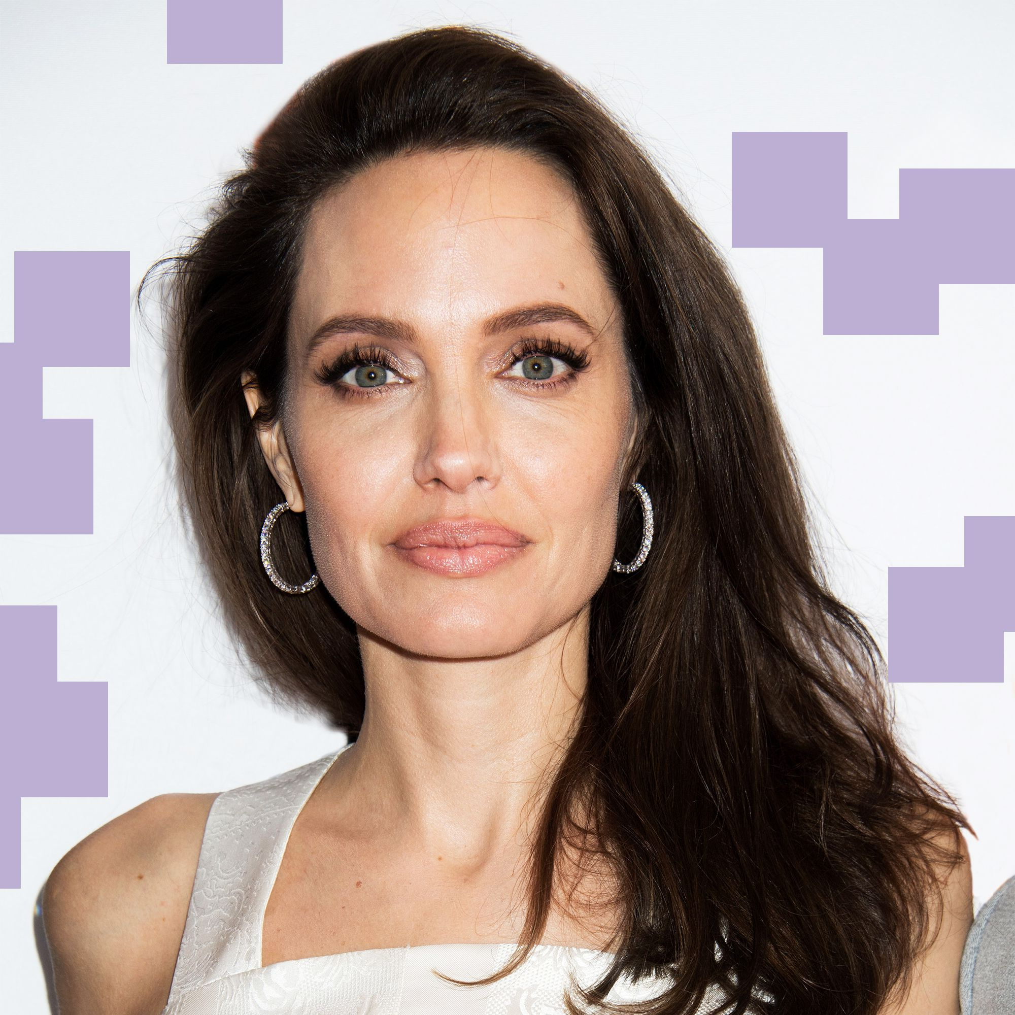 Angelina Jolie Haircut Blunt Trim Fall Trends Intended For Angelina Jolie Short Hairstyles (Gallery 11 of 25)