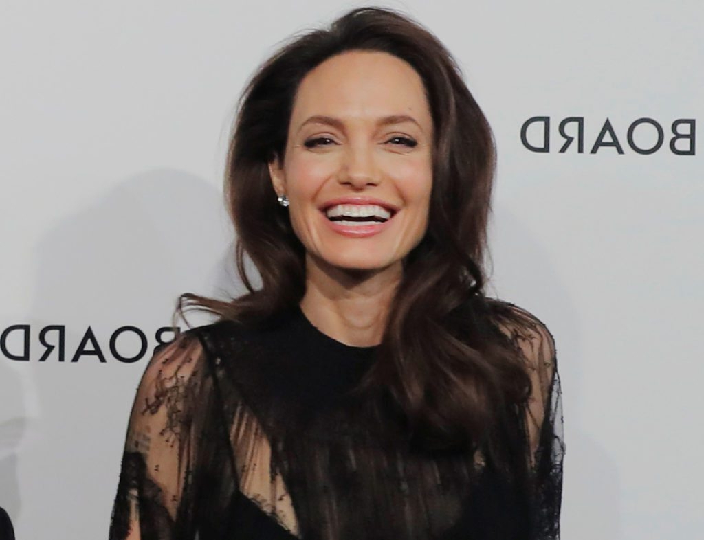 Angelina Jolie's Top Life Tips Pertaining To Angelina Jolie Short Hairstyles (View 8 of 25)