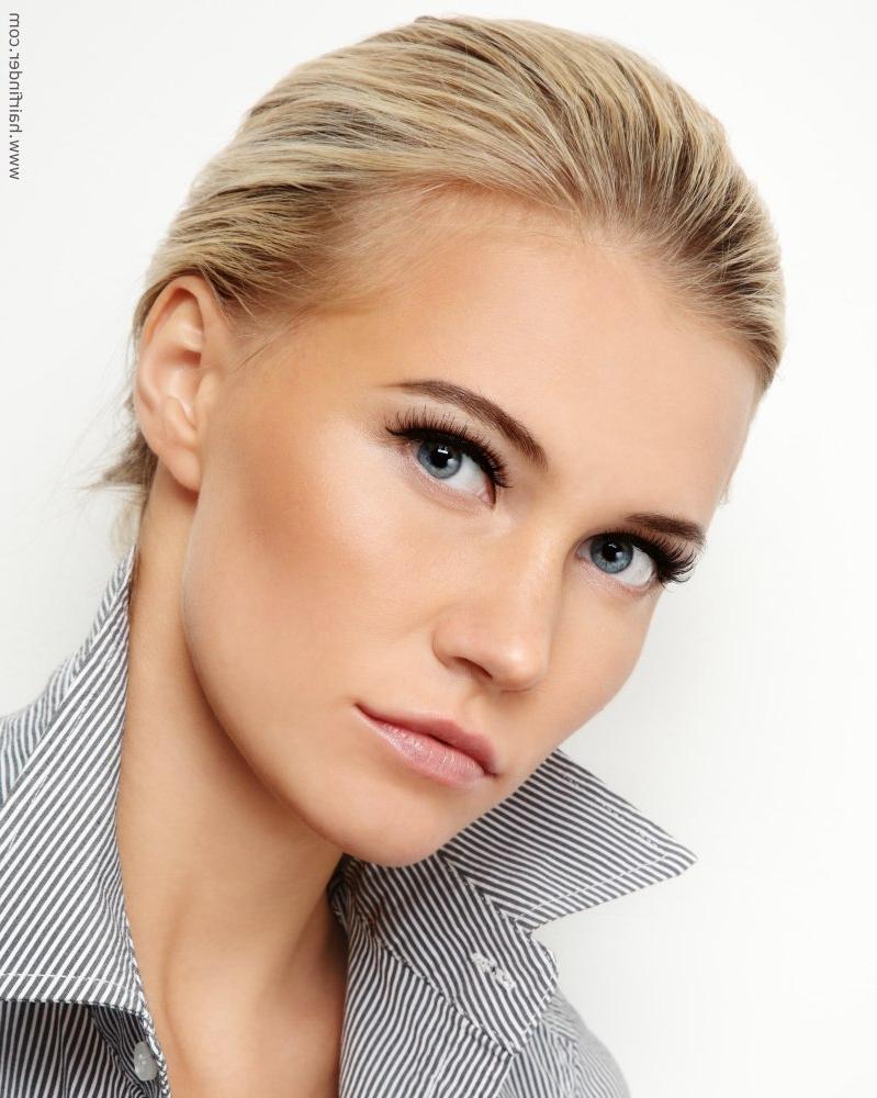 Are Girls With Short Hair Less Feminine? Regarding Feminine Short Hairstyles For Women (View 10 of 25)