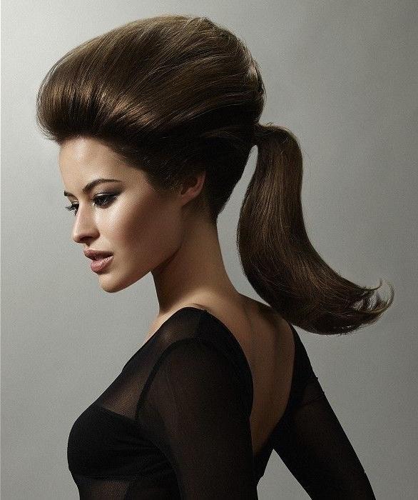 Artistic Hairstyles! | Anas Messy Braids | Pinterest | Messy Braids Throughout Artistically Undone Braid Ponytail Hairstyles (View 10 of 25)