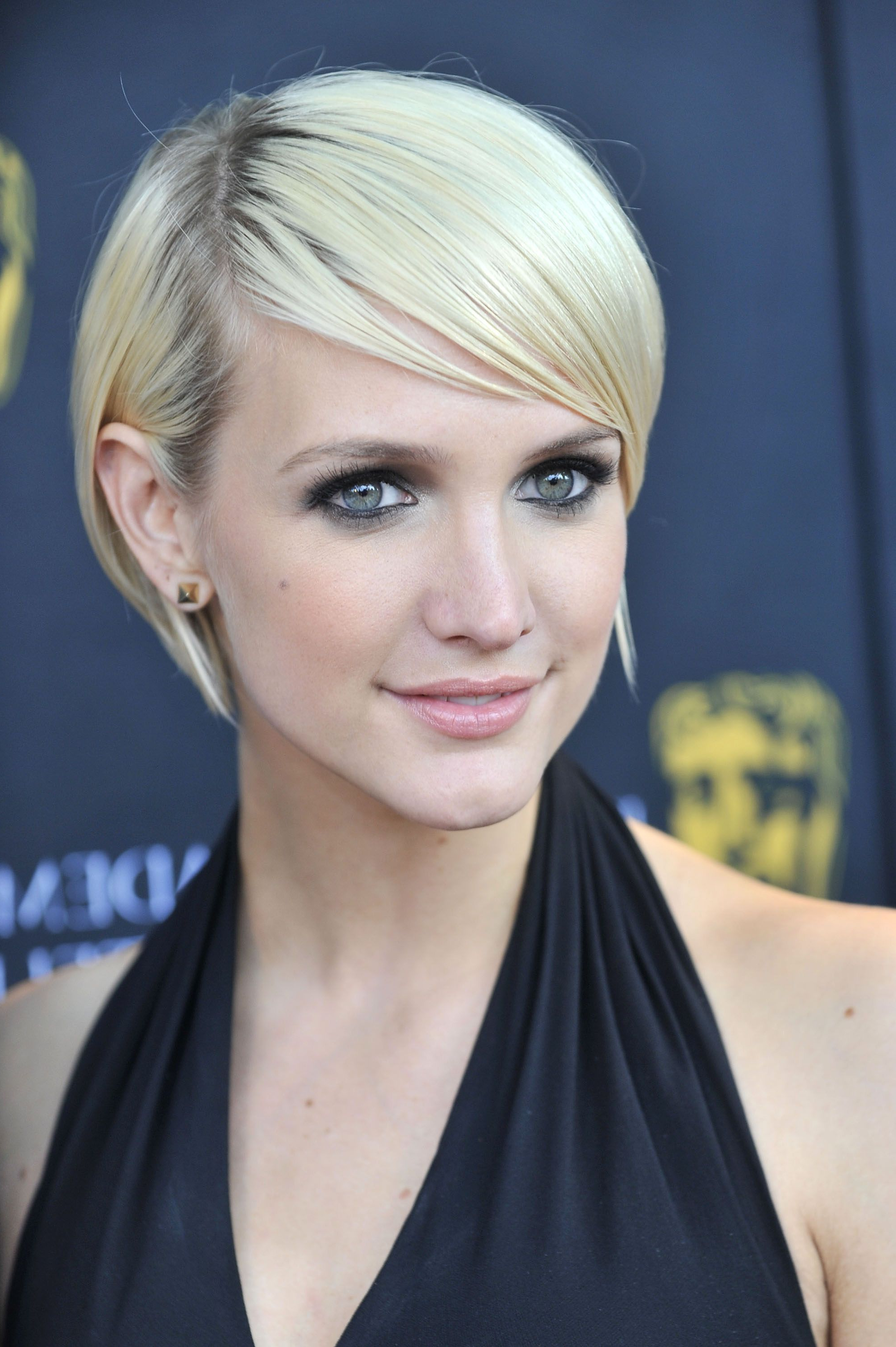 Ashlee Simpson Short Hair  So Wish I Could This! | Good Hair Inside Ashlee Simpson Short Haircuts (Gallery 6 of 25)