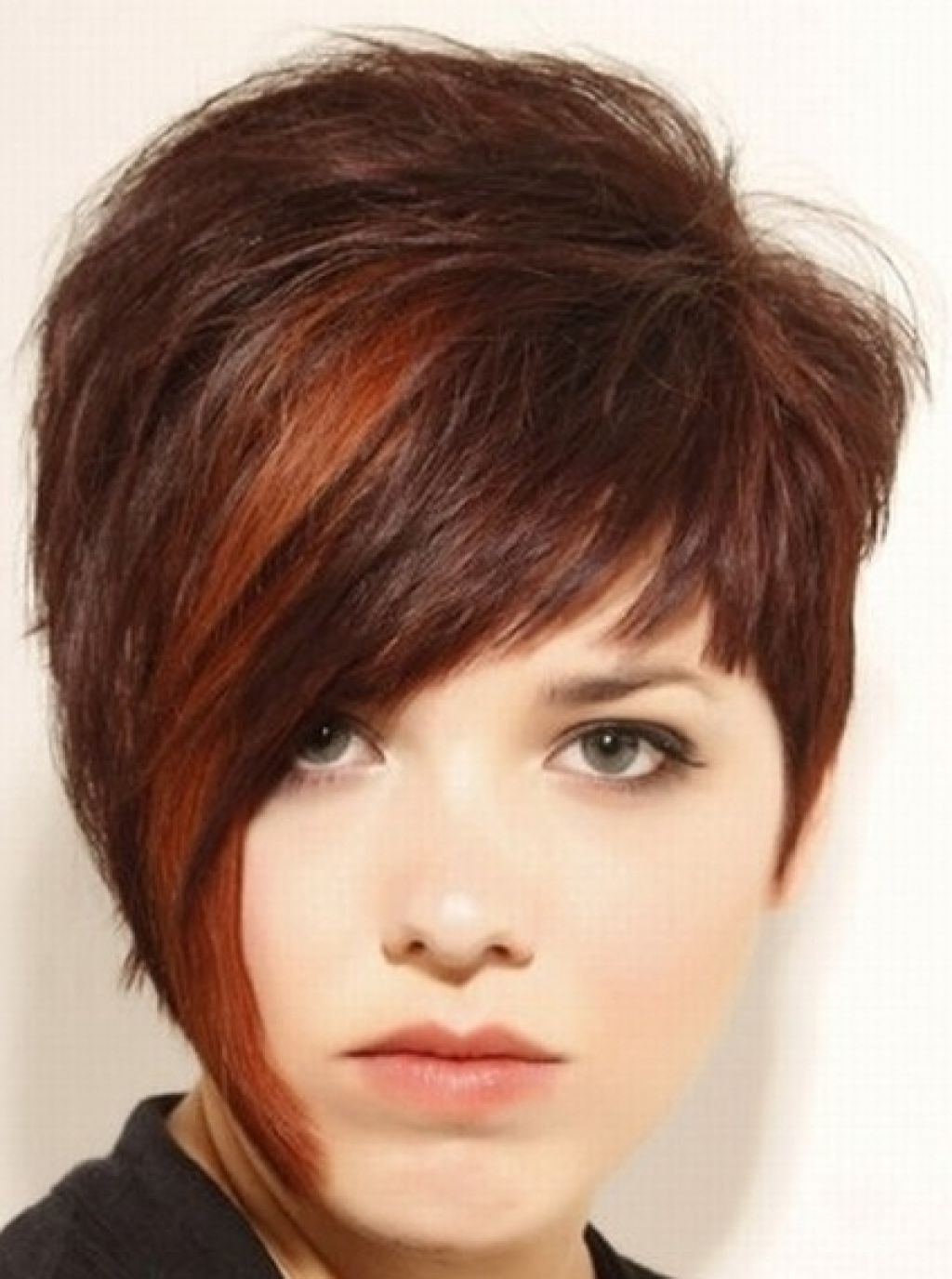 Asymetrical Short Hairstyles, Asymmetrical Hair, Asymmetrical With Asymmetrical Short Haircuts For Women (Gallery 7 of 25)