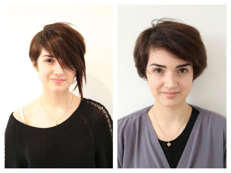Asymmetrical Curly Short Haircuts – Google Search | Hair . (View 10 of 25)