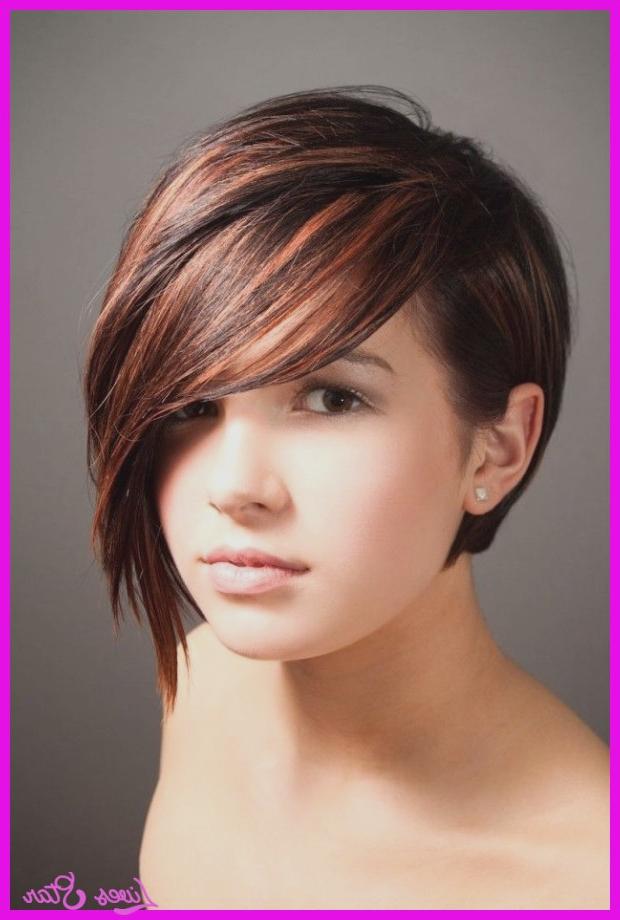 Asymmetrical Haircuts For Thick Hair | Clicmagik Within Asymmetrical Haircuts For Thick Hair (View 9 of 25)