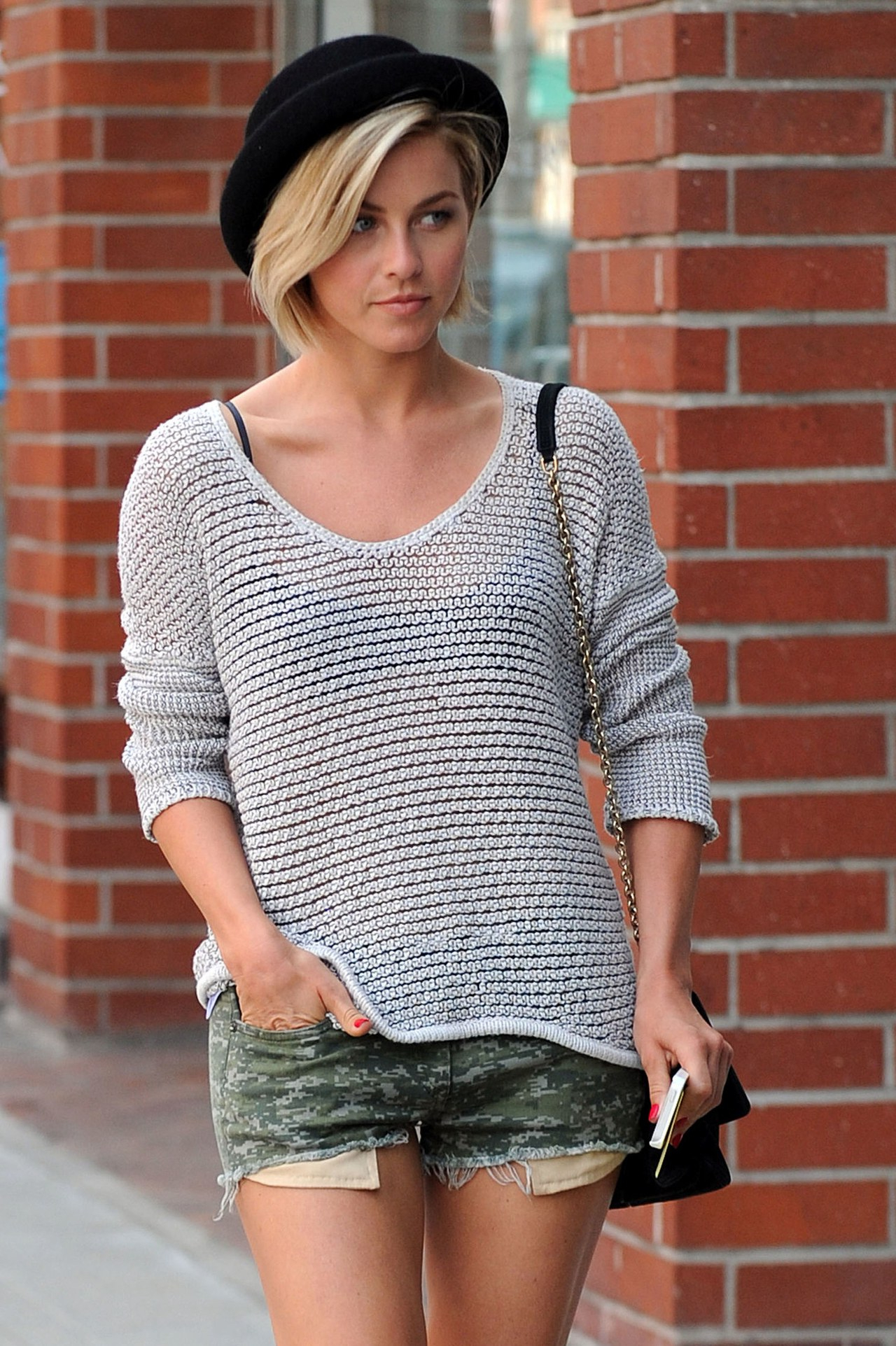 Attention, All You Ladies Who've Chopped Your Hair Off: Julianne With Regard To Julianne Hough Short Haircuts (Gallery 21 of 25)