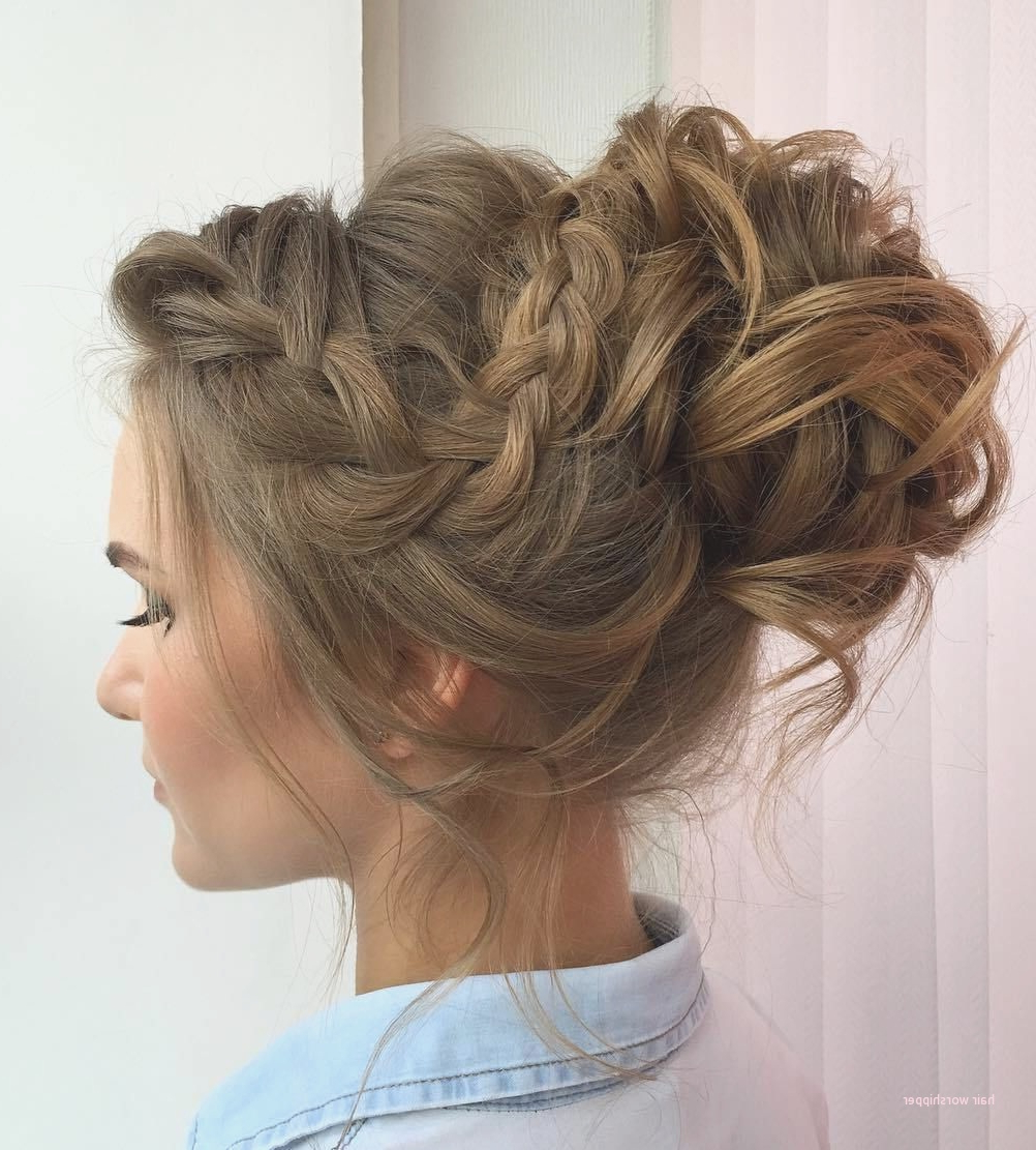 Awesome Hairstyle For Special Occasions – Hair Worshipper Pertaining To Short Hairstyles For Special Occasions (View 15 of 25)