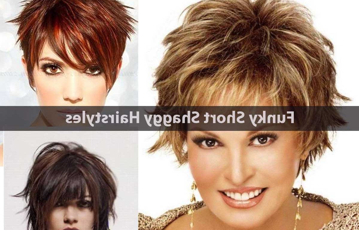 Awesome Shaggy Short Hair Styles – Razanflight With Regard To Cute Choppy Shaggy Short Haircuts (View 25 of 25)