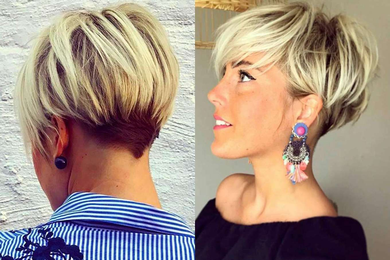Awesome Short Hairstyles That Cover Ears | Newhairstylegallery Intended For Short Hairstyles Covering Ears (Gallery 17 of 25)