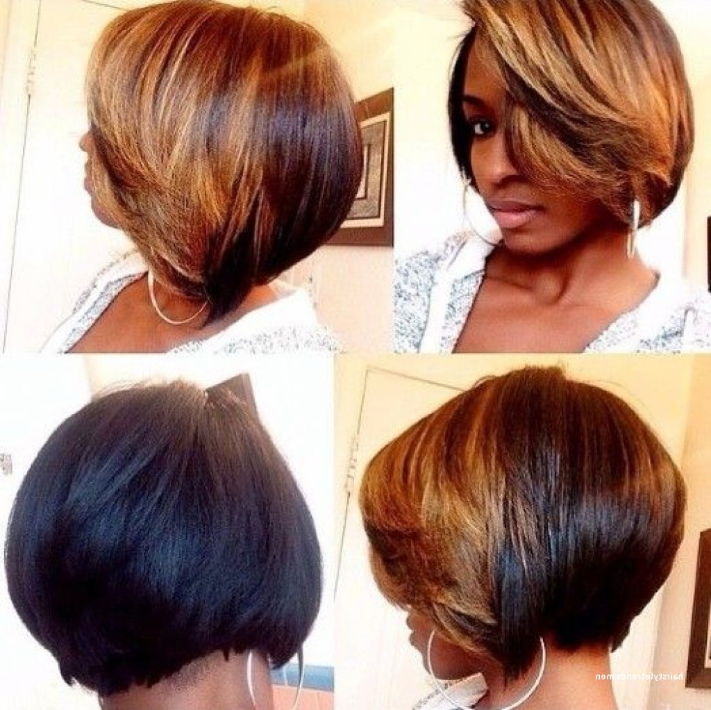 Awesome Short Layered Bob Haircuts • Hairstyletrends With Black Bob Short Hairstyles (Gallery 12 of 25)