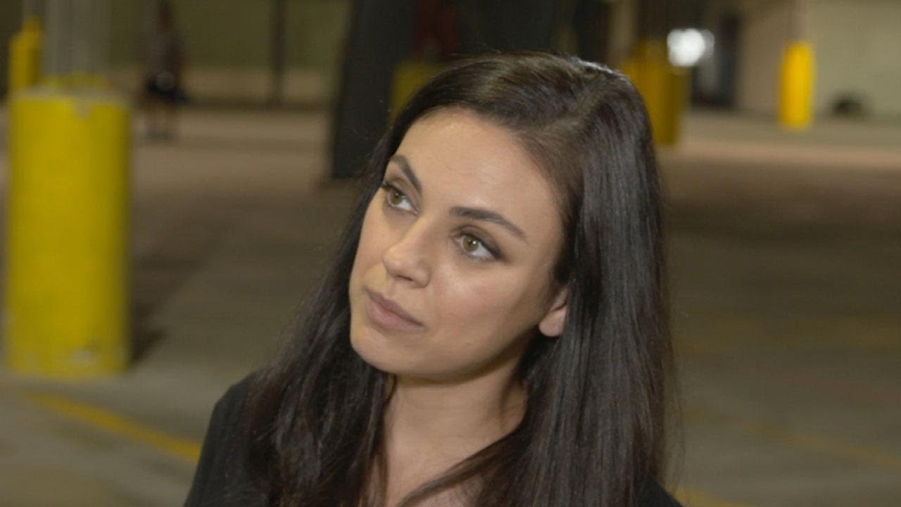 Bad Moms 2' Star Mila Kunis On How Her Life Has Changed Since Baby Intended For Mila Kunis Short Hairstyles (View 21 of 25)
