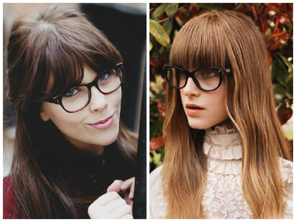 Bangs And Glasses Hairstyle Ideas – Hair World Magazine Regarding Short Haircuts With Bangs And Glasses (View 16 of 25)