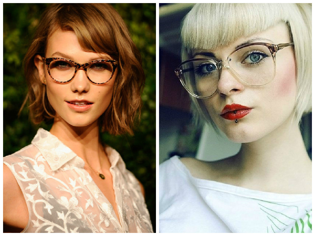 Bangs And Glasses Hairstyle Ideas – Hair World Magazine With Short Haircuts With Bangs And Glasses (View 6 of 25)