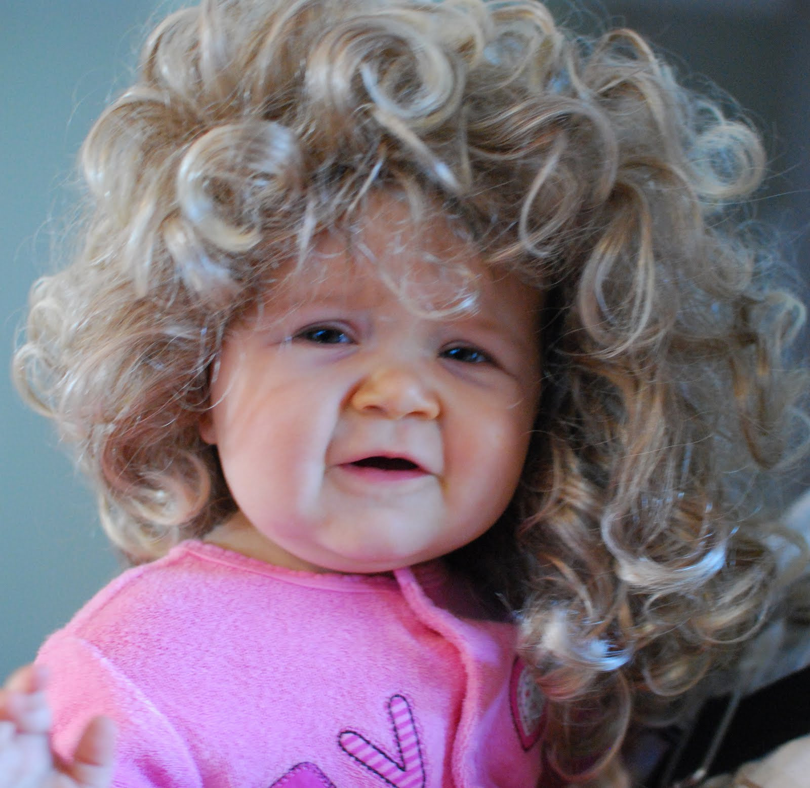Beautiful Hair Styles Of Kids | Digi Dunia In Baby Girl Short Hairstyles (View 8 of 25)