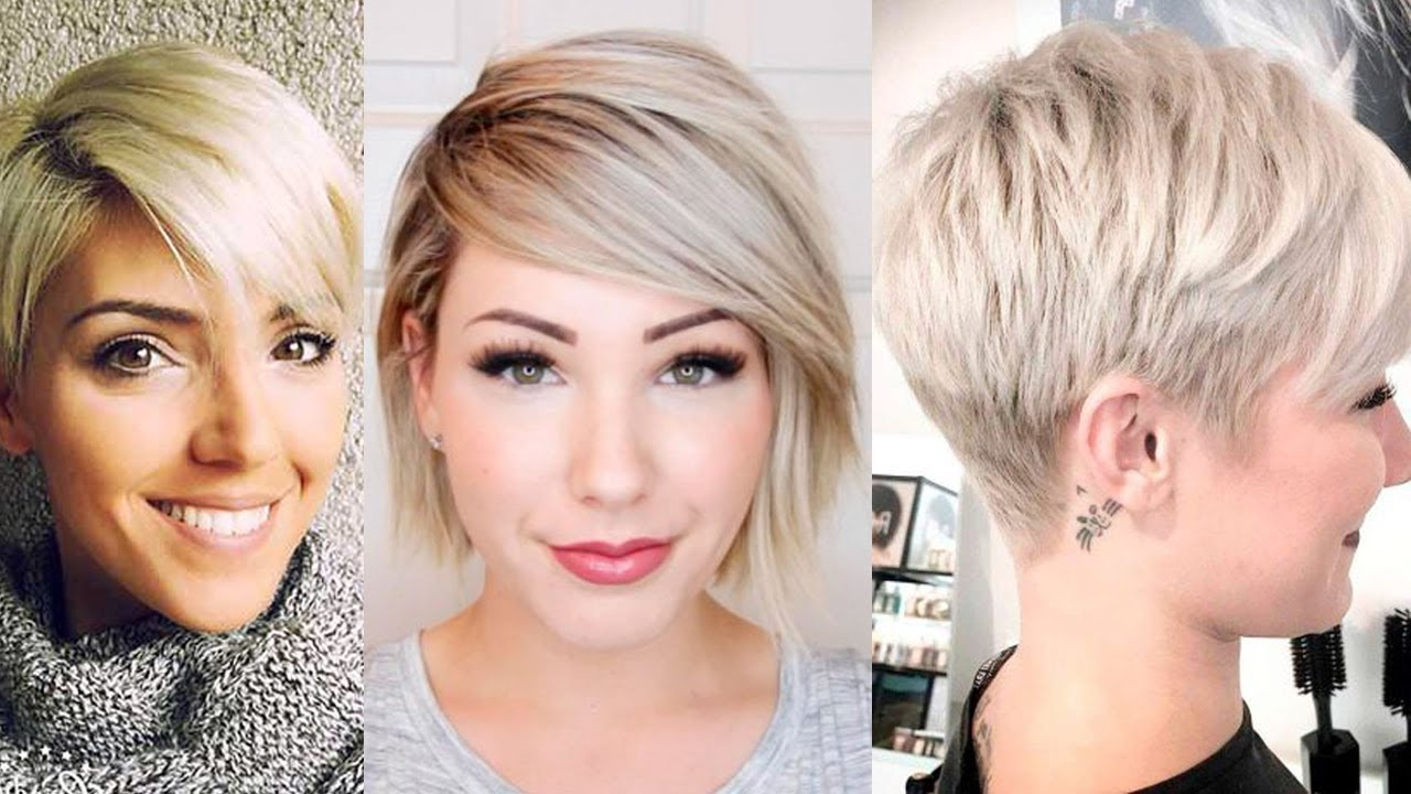Featured Photo of Short Blonde Styles