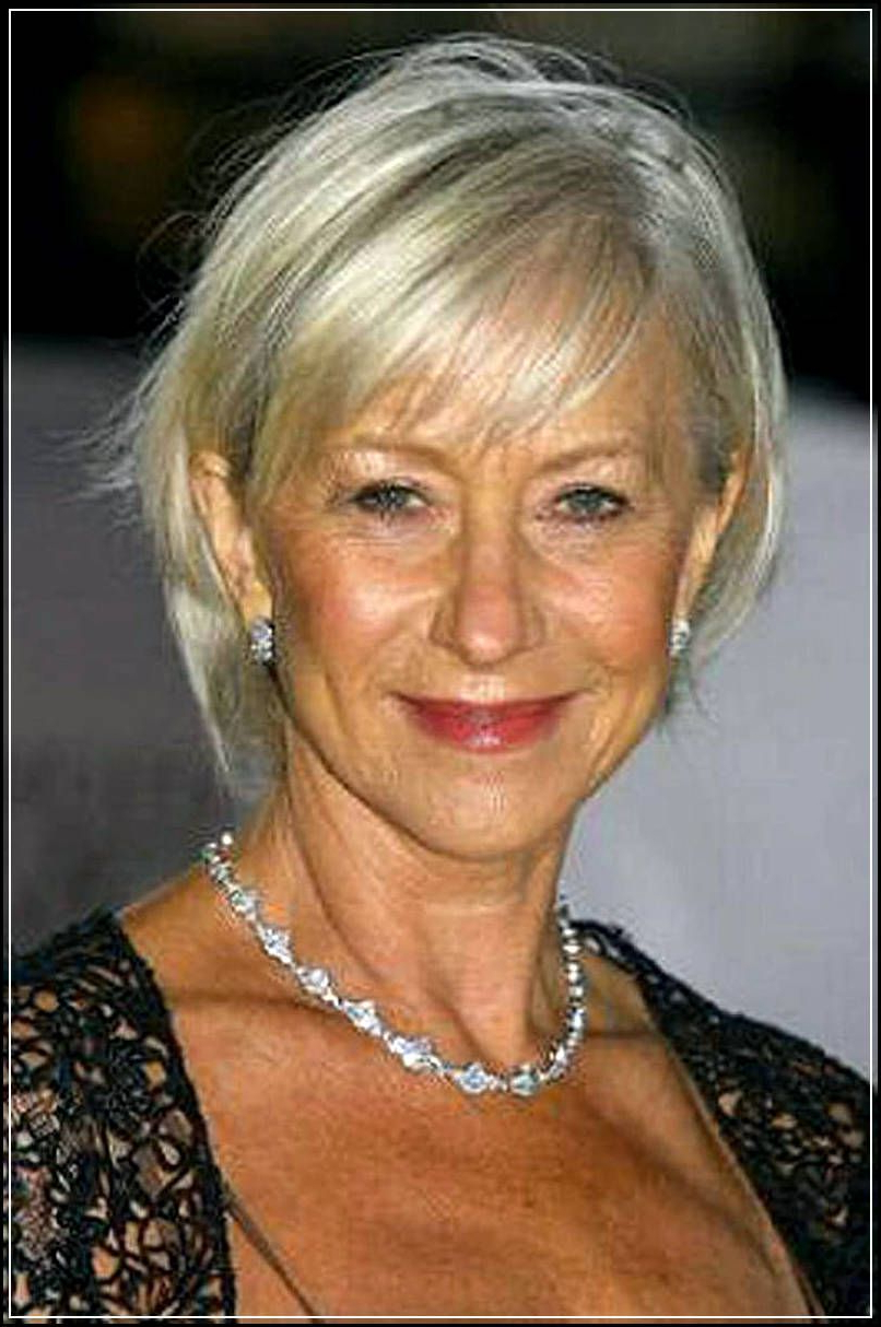 Beautiful Short Hairstyles For Women Over 50 | All Fashion Styles Intended For Short Women Hairstyles Over  (View 4 of 25)