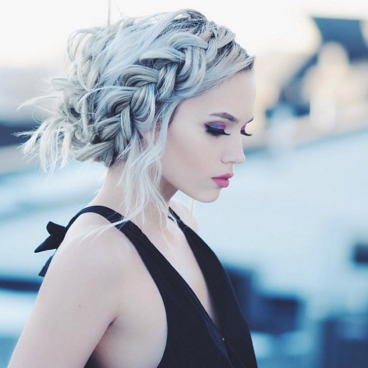 Best Braid Instagram Accounts | Popsugar Beauty For Sculptural Punky Ponytail Hairstyles (View 14 of 25)