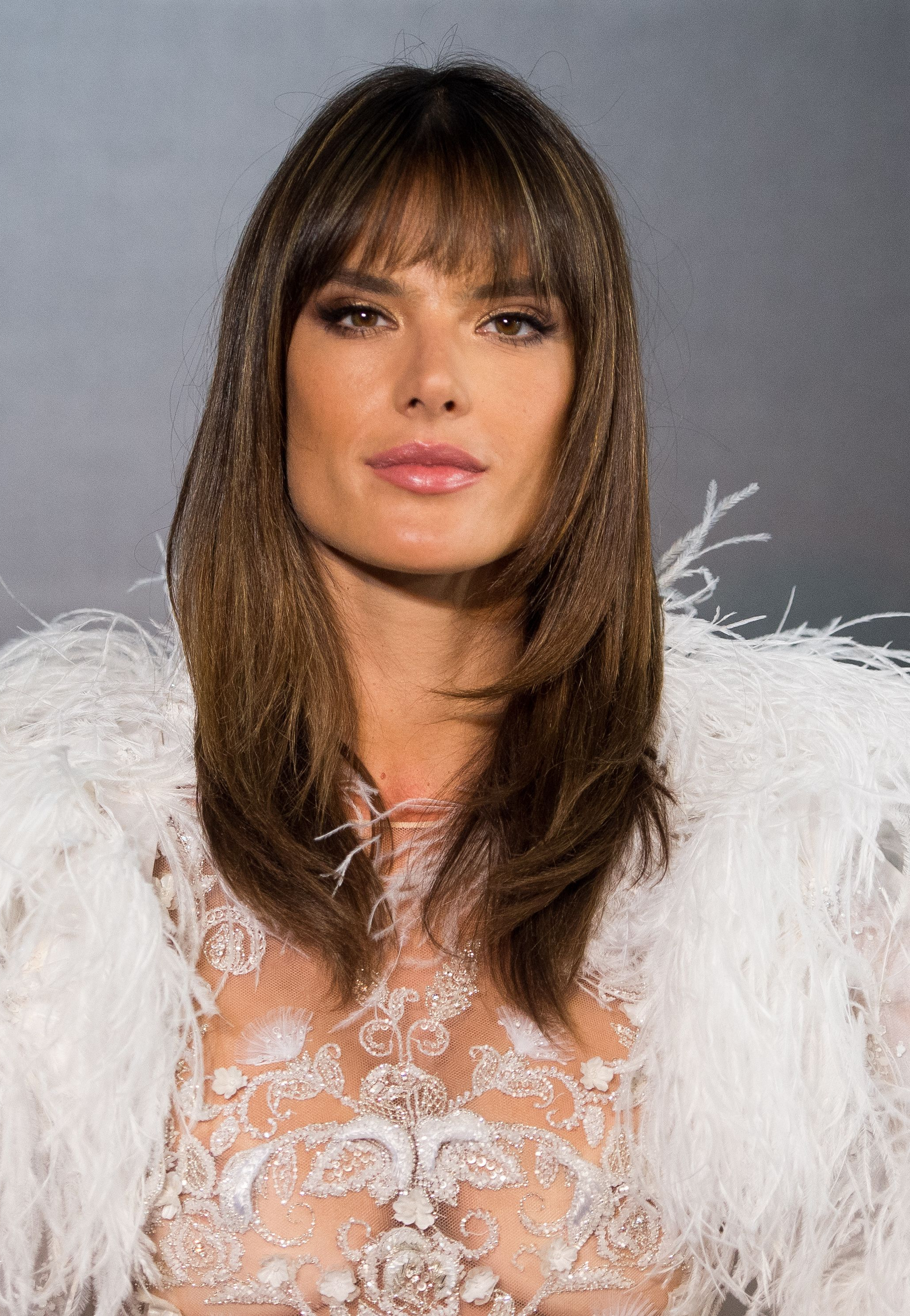 Best Fringe Hairstyles For 2018 – How To Pull Off A Fringe Haircut With Short Haircuts With Long Fringe (View 21 of 25)