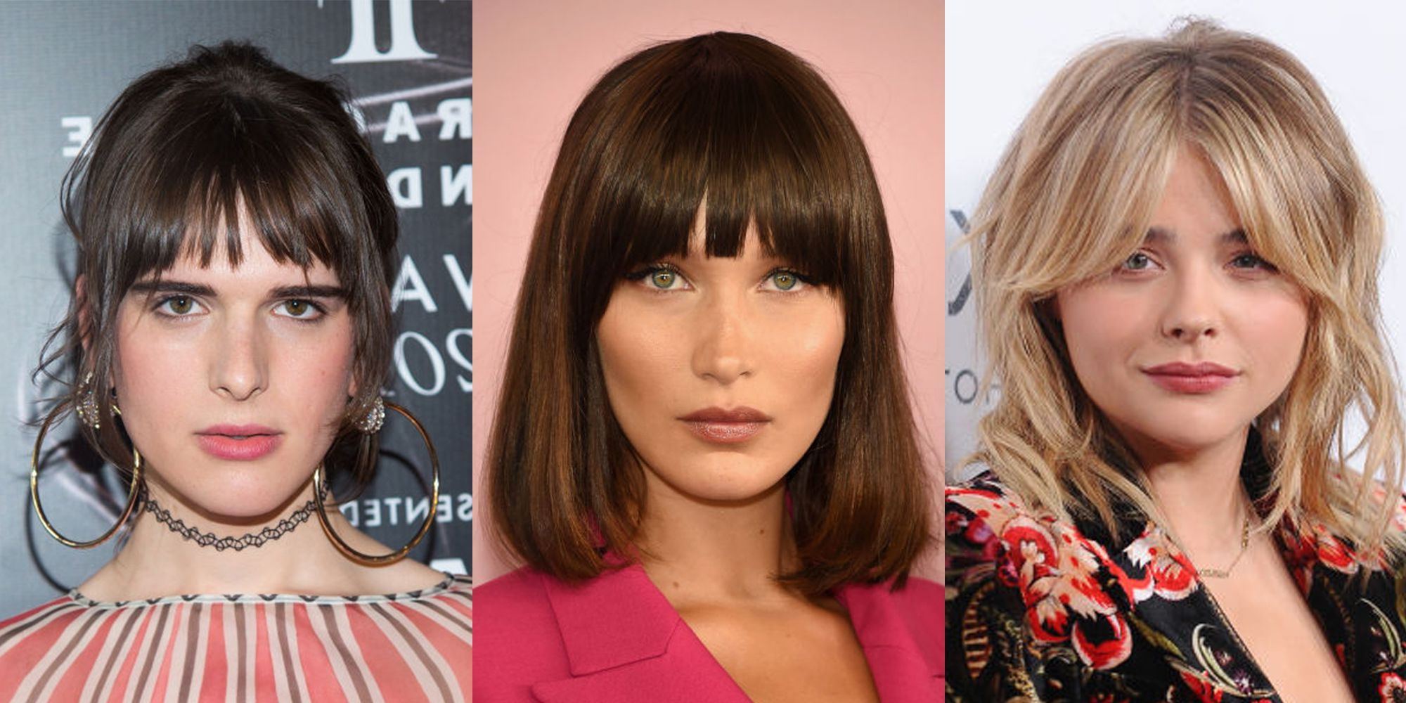 Best Fringe Hairstyles For 2018 – How To Pull Off A Fringe Haircut Within Short Haircuts With Bangs And Glasses (View 22 of 25)
