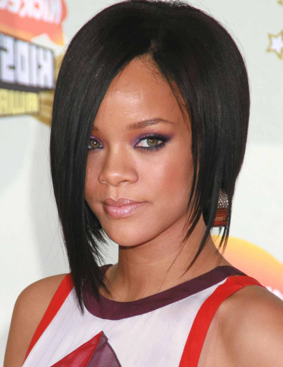 Best Hairstyles For Big Foreheads With Short Haircuts For High Foreheads (View 3 of 25)