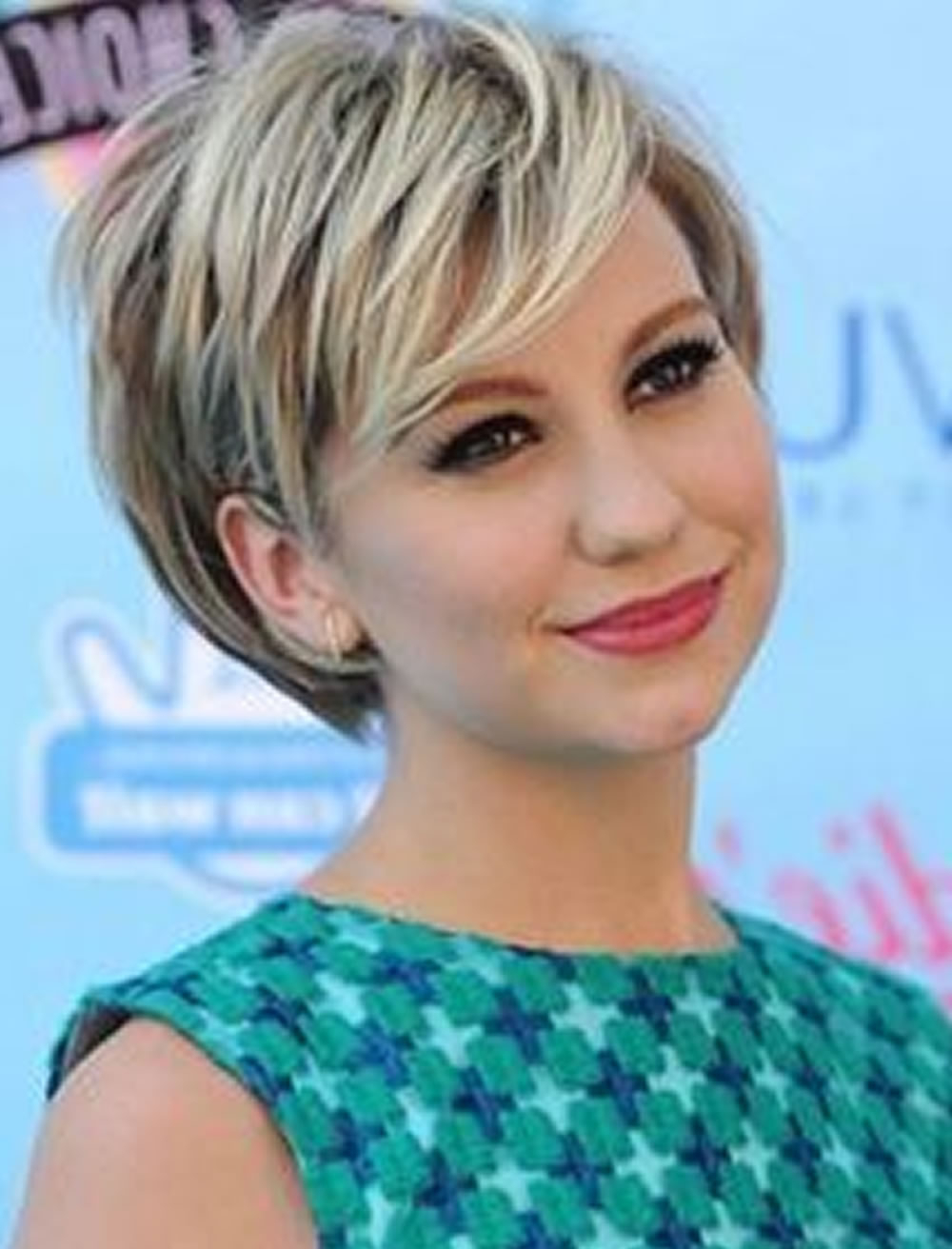 Best Hairstyles For Round Face And Fine Hair Ideas Styles Ideas In Short Haircuts Ideas For Round Faces (View 23 of 25)