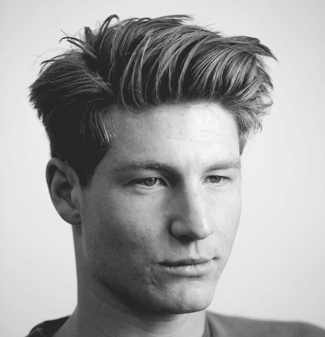 Best Medium Length Men's Hairstyles With Regard To Short To Medium Hairstyles For Men (View 7 of 25)