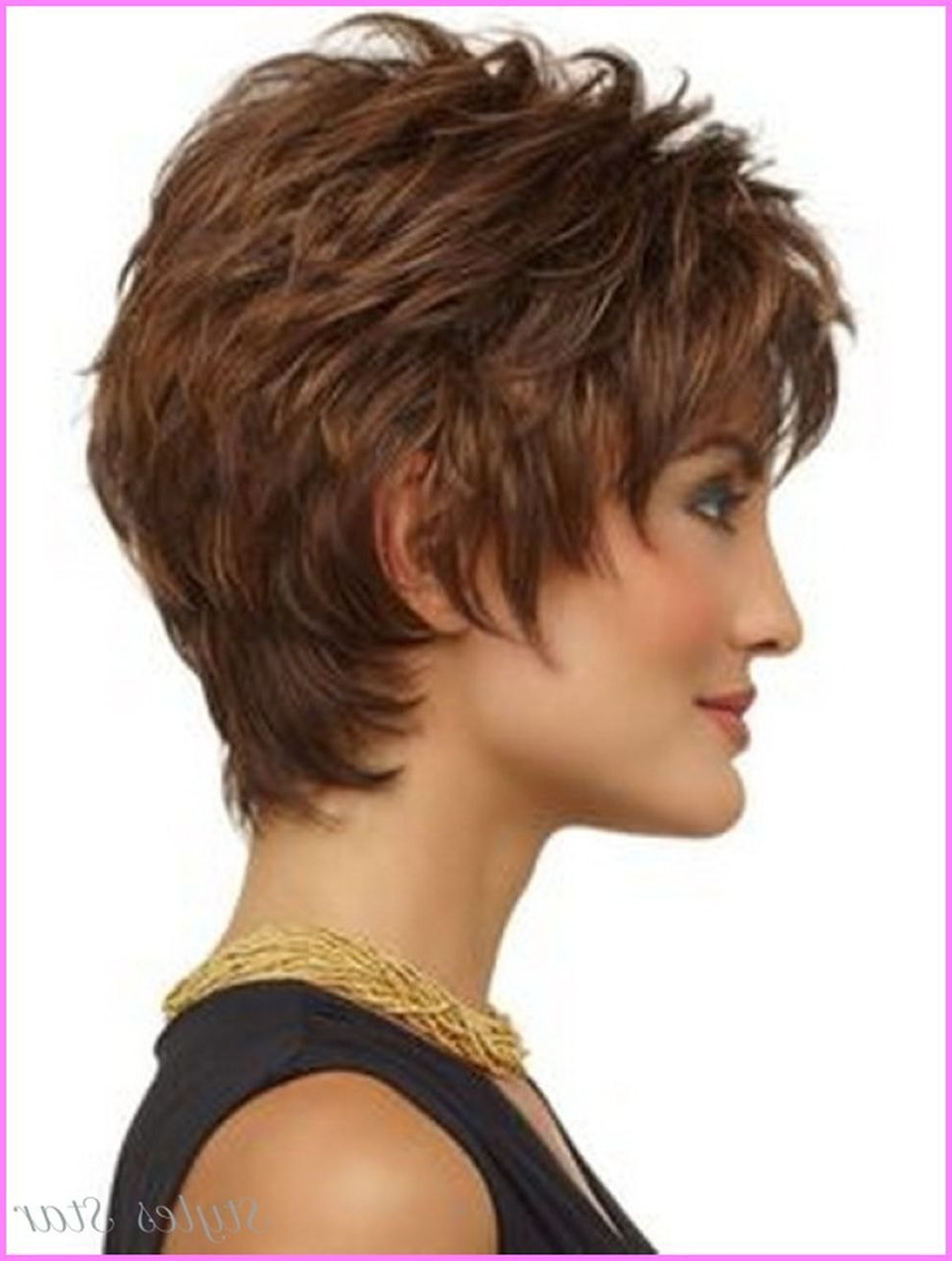 Best Of Wedge Haircuts For Women Pertaining To Wedge Short Haircuts (View 7 of 25)