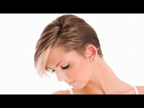 Best Pixie Haircuts For Short Hair – Short Women Hairstyles – Youtube With Regard To Pixie Short Bob Haircuts (View 17 of 25)