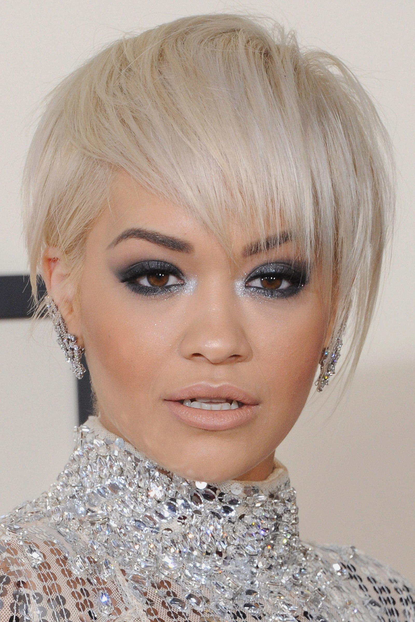 Best Short Hair Celebrity Haircuts – Short Hair Styles – Teen Vogue With Regard To Rita Ora Short Hairstyles (View 11 of 25)