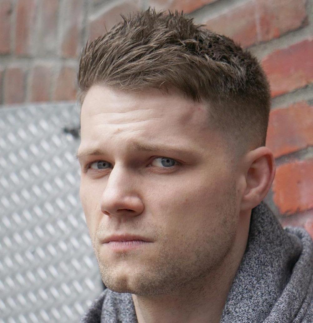 Best Short Haircut Styles For Men Regarding Short Straight Hairstyles For Men (View 23 of 25)