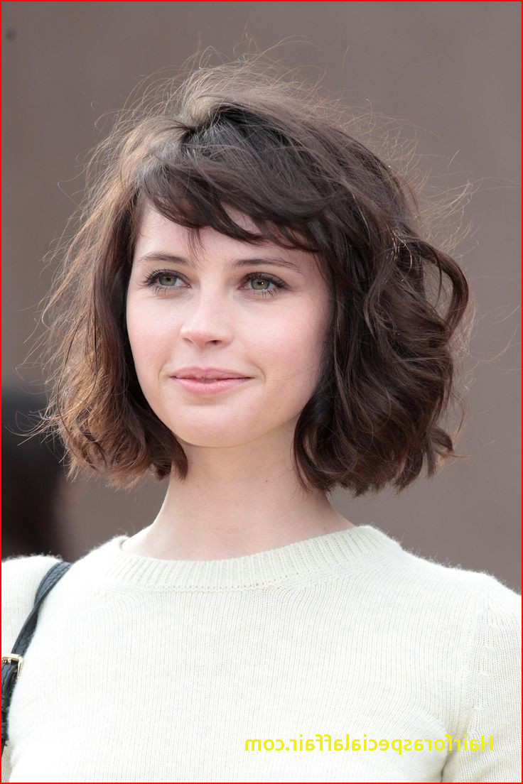 Best Short Haircuts For Thick Wavy Hair 20 Feminine Short Hairstyles Within Thick Wavy Short Haircuts (View 10 of 25)