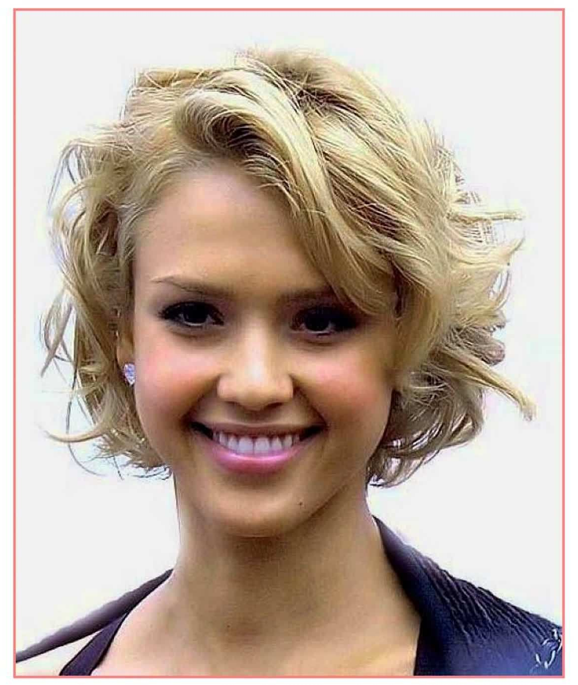 Best Short Haircuts New Best Short Haircuts For Curly Hair Round Intended For Short Haircuts Curly Hair Round Face (View 19 of 25)
