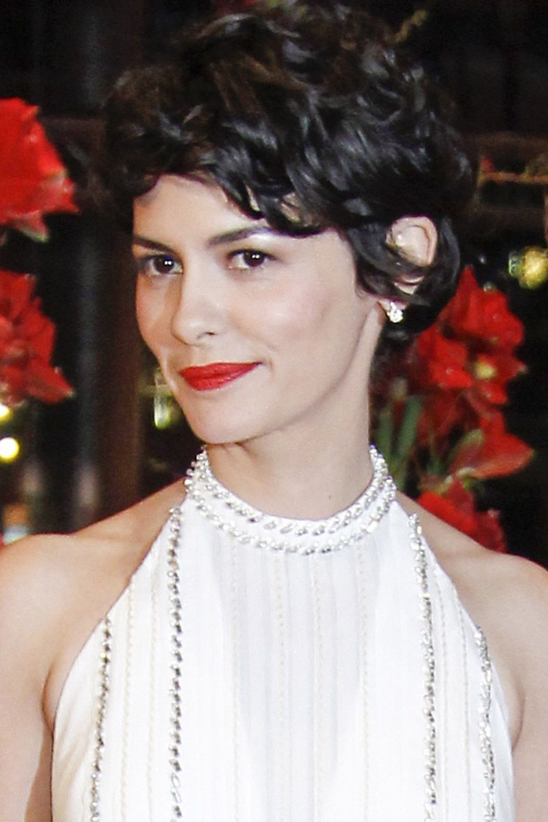 Best Short Hairstyles And Haircuts 2016 – How To Style Short Hair Inside Audrey Tautou Short Haircuts (View 9 of 25)