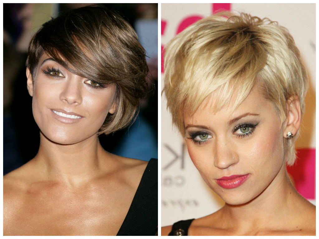 Best Short Hairstyles For Long Faces Within Graduation Short Hairstyles (View 11 of 25)