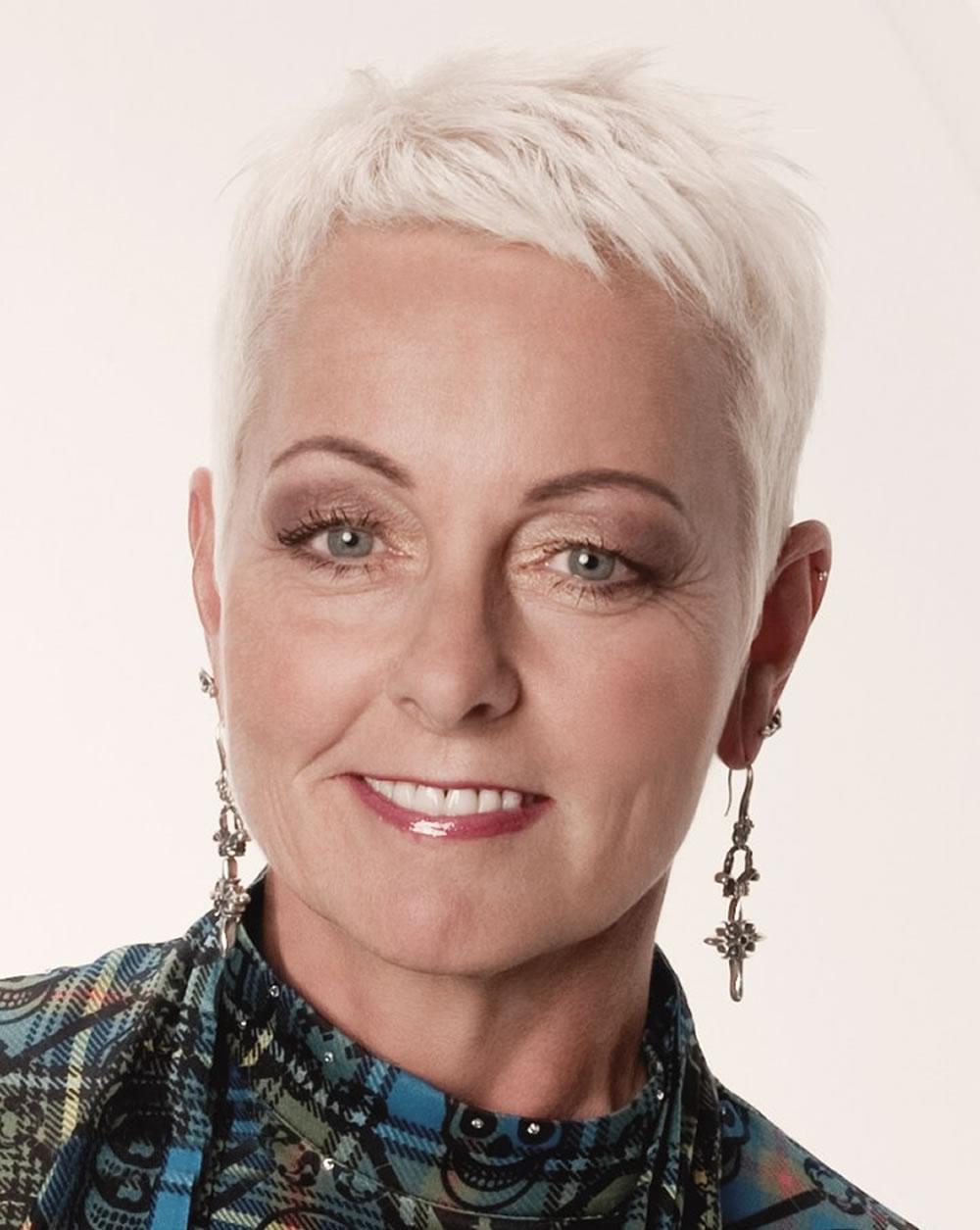 Best Short Hairstyles For Older Women Over 45 Regarding Older Women Short Haircuts (View 22 of 25)