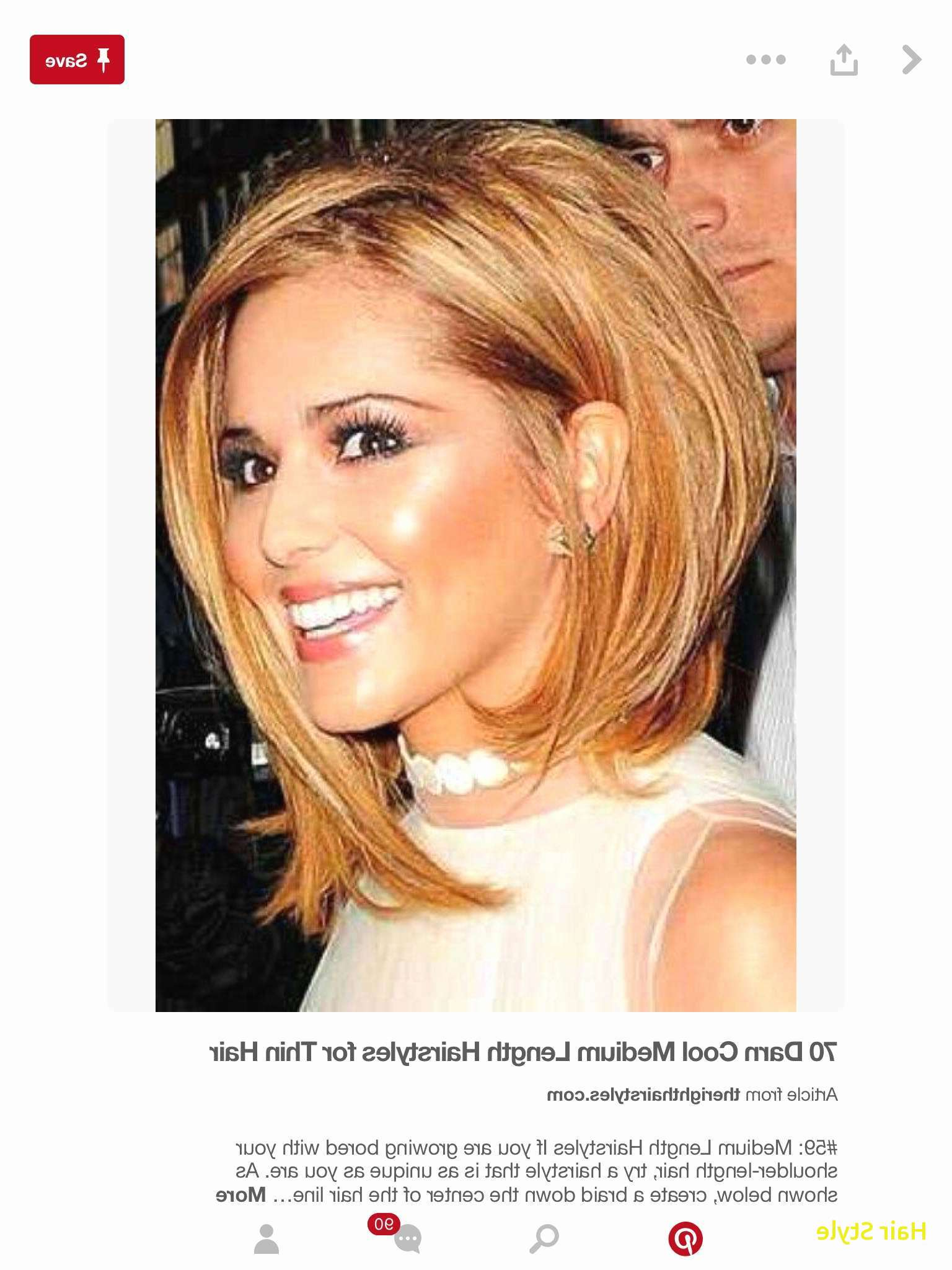 Best Short Hairstyles For Oval Faces Over 50 Elegant Styles For Within Medium To Short Hairstyles Over (View 21 of 25)