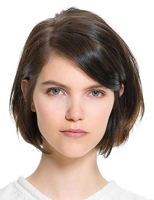 Best Short Hairstyles For Thick Straight Hair | Short Hairstyles Inside Straight Pixie Hairstyles For Thick Hair (View 13 of 25)
