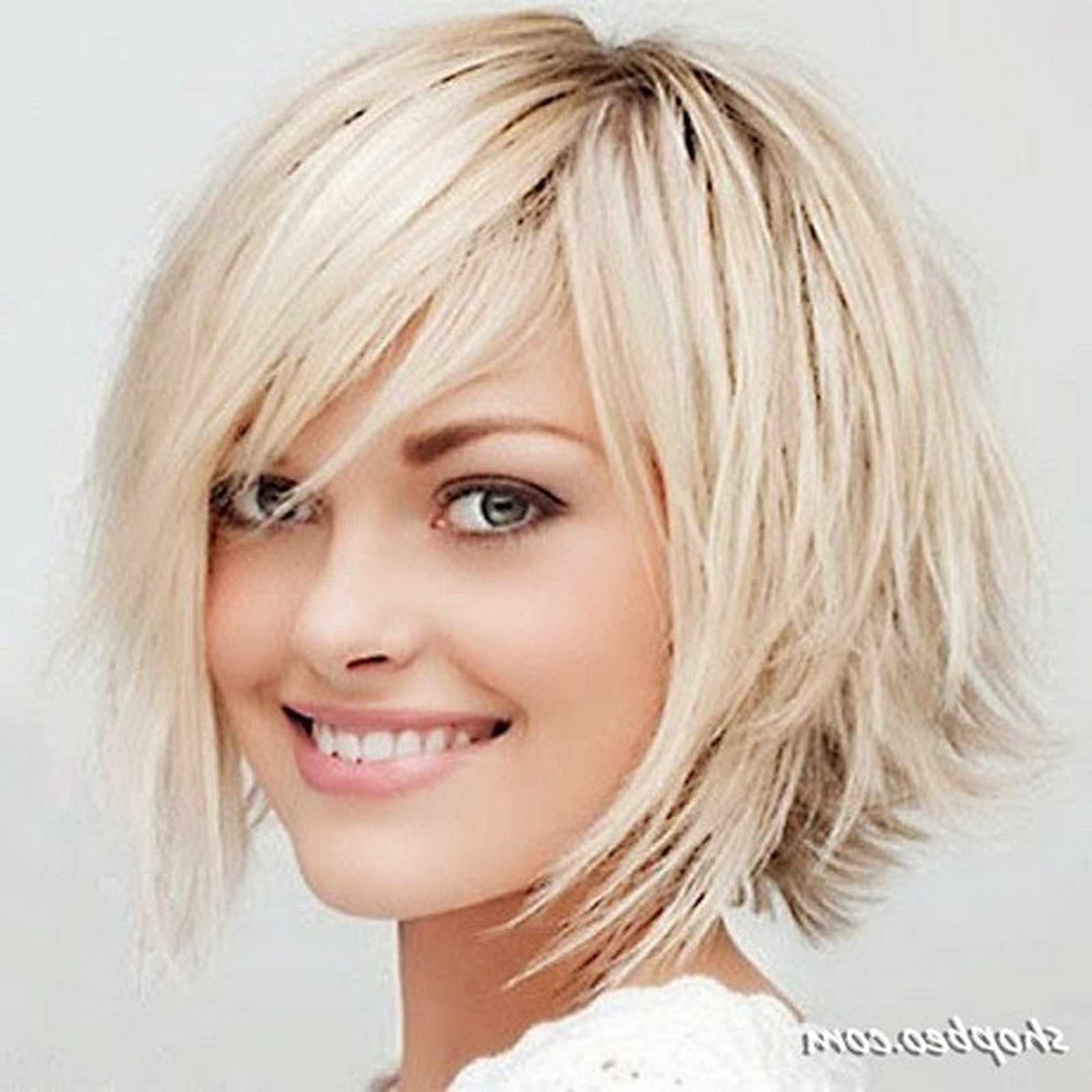 Best Summer Hairstyles 2018 – Best Short Hairstyles With Summer Short Haircuts (View 13 of 25)