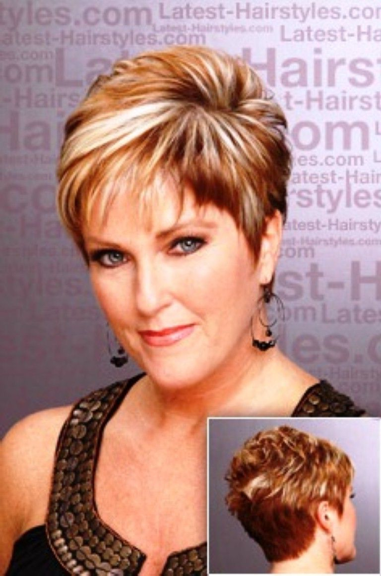 Best+Hairstyles+For+Grey+Hair    Hair Short Hairstyles For Older In Short Hairstyles For Mature Women (View 24 of 25)