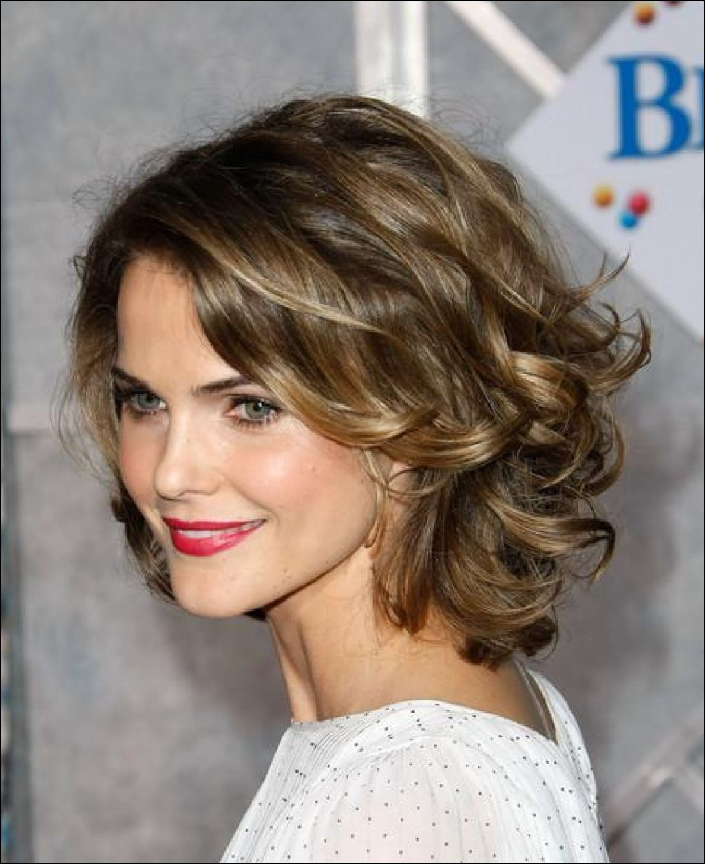 Featured Photo of Big Curls Short Hairstyles