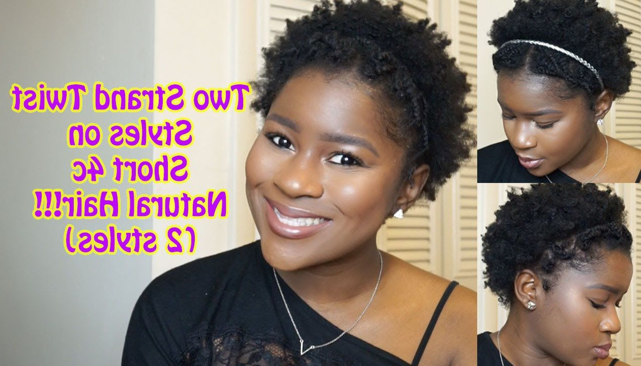 Bildresultat För Short Hairstyles 4C | Natural Hair Care In 2018 With Regard To 4C Short Hairstyles (View 10 of 25)