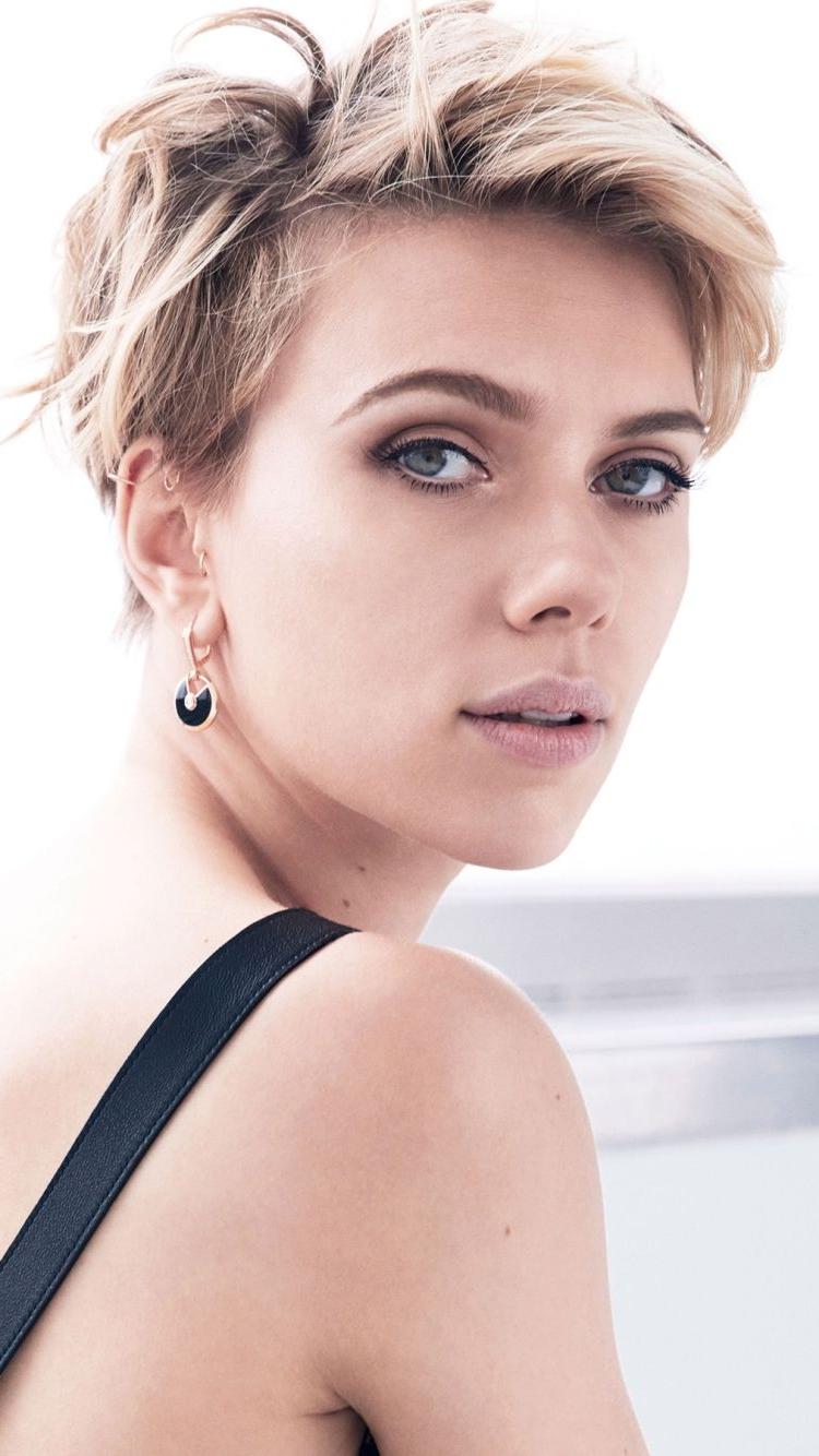 Billedresultat For Scarlett Johansson Short Hair | Hair Cuts Within Scarlett Johansson Short Hairstyles (View 7 of 25)