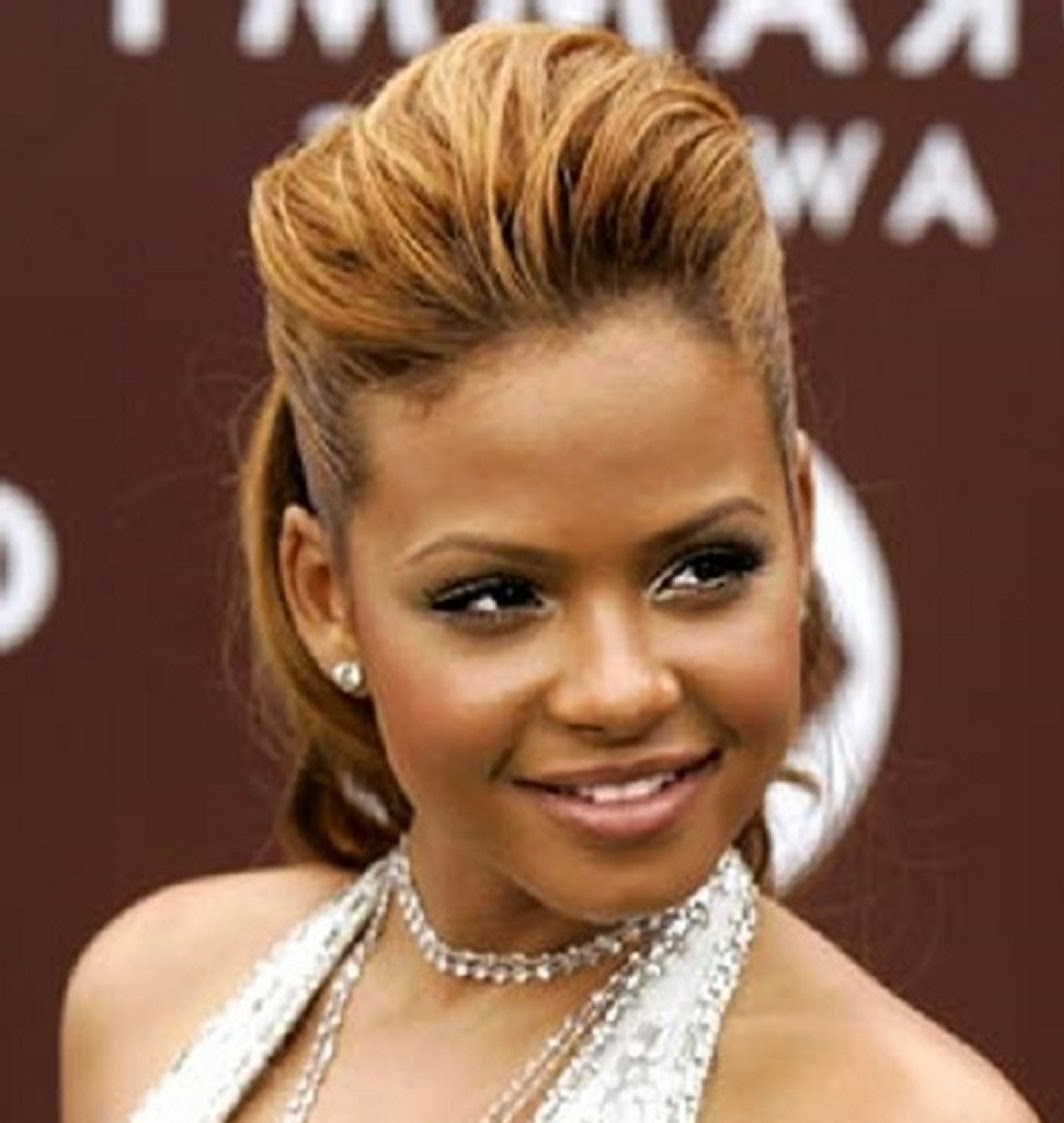 Black Celebrity Short Hairstyles – Hairstyle For Women & Man For Teased Short Hairstyles (View 4 of 25)
