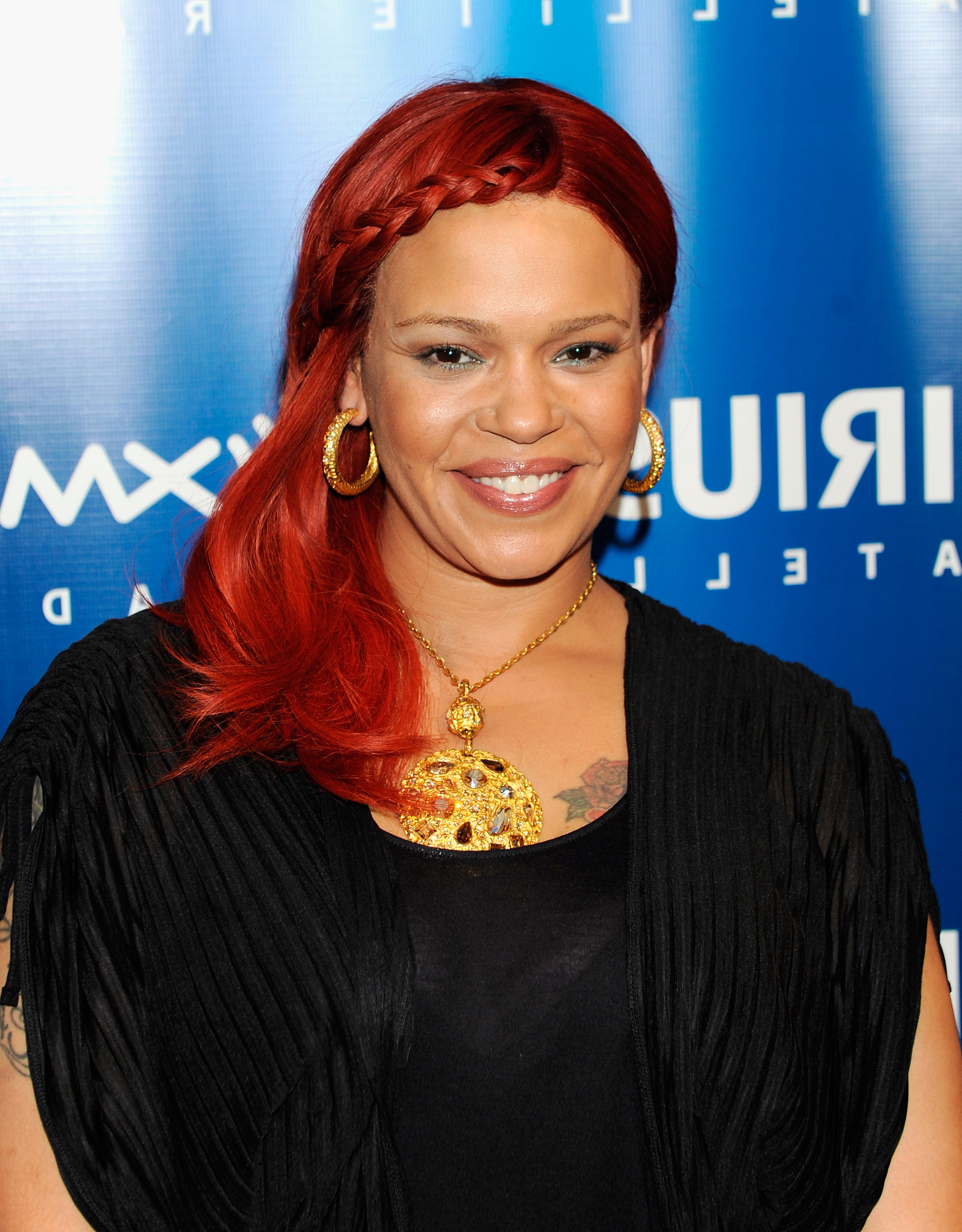 Black Celebs With Red Hair – Essence In Fire Red Short Hairstyles (View 20 of 25)