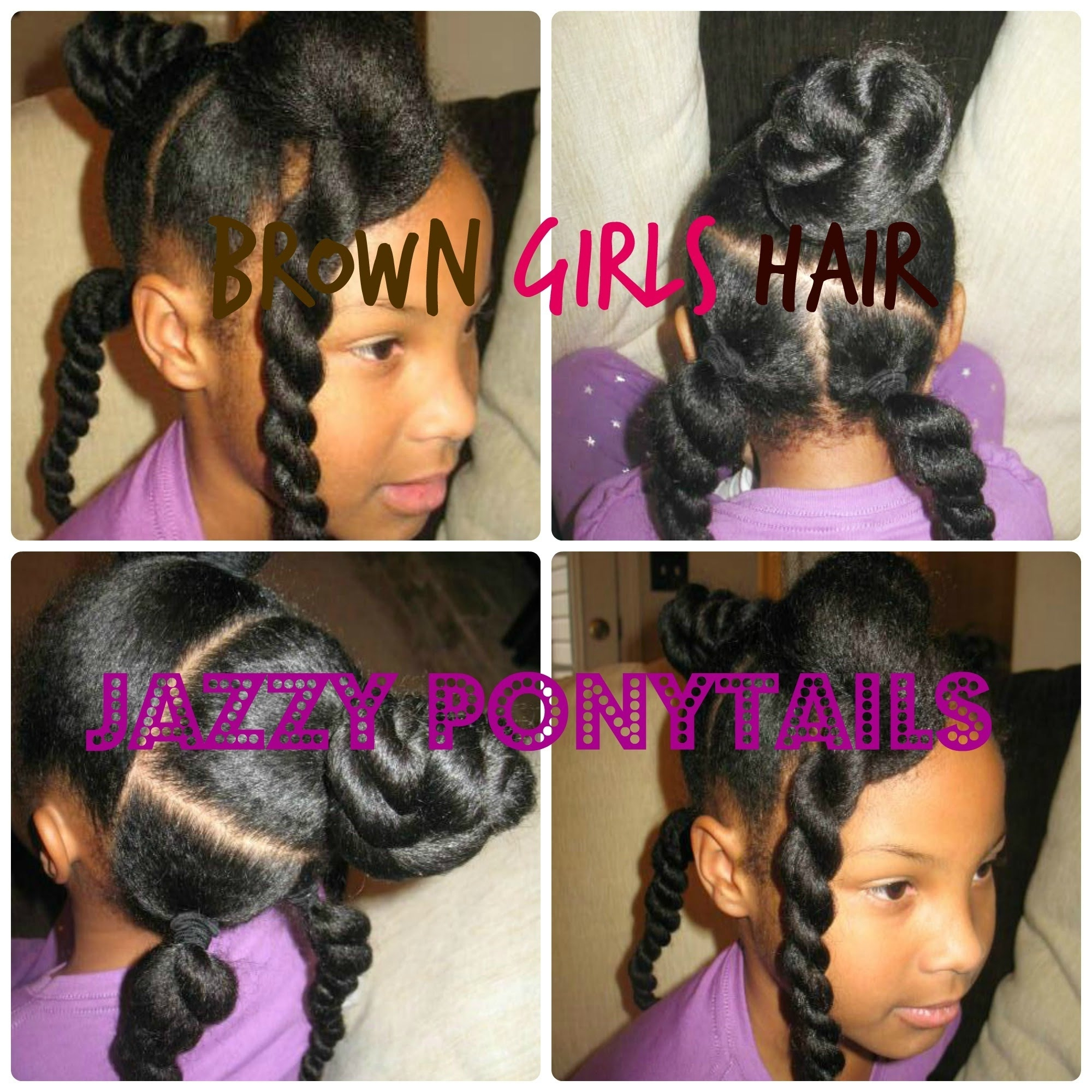 Black Little Girl Short Hairstyles – Hairstyle For Women & Man Pertaining To Black Little Girl Short Hairstyles (View 2 of 25)