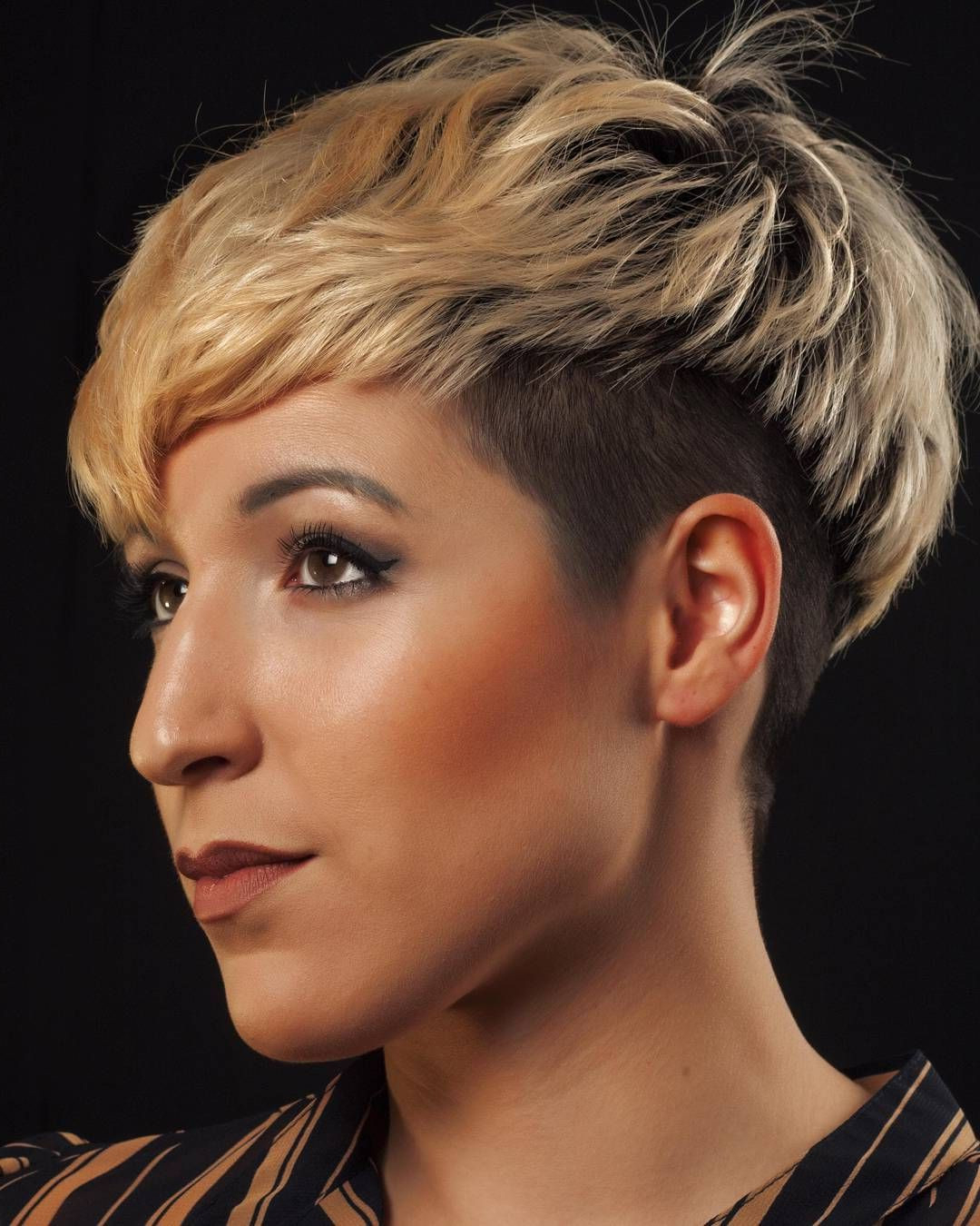 Black Short Pixie Hairstyles 2016 Awesome Women Haircuts Over 40 Within Black Short Layered Hairstyles (View 24 of 25)
